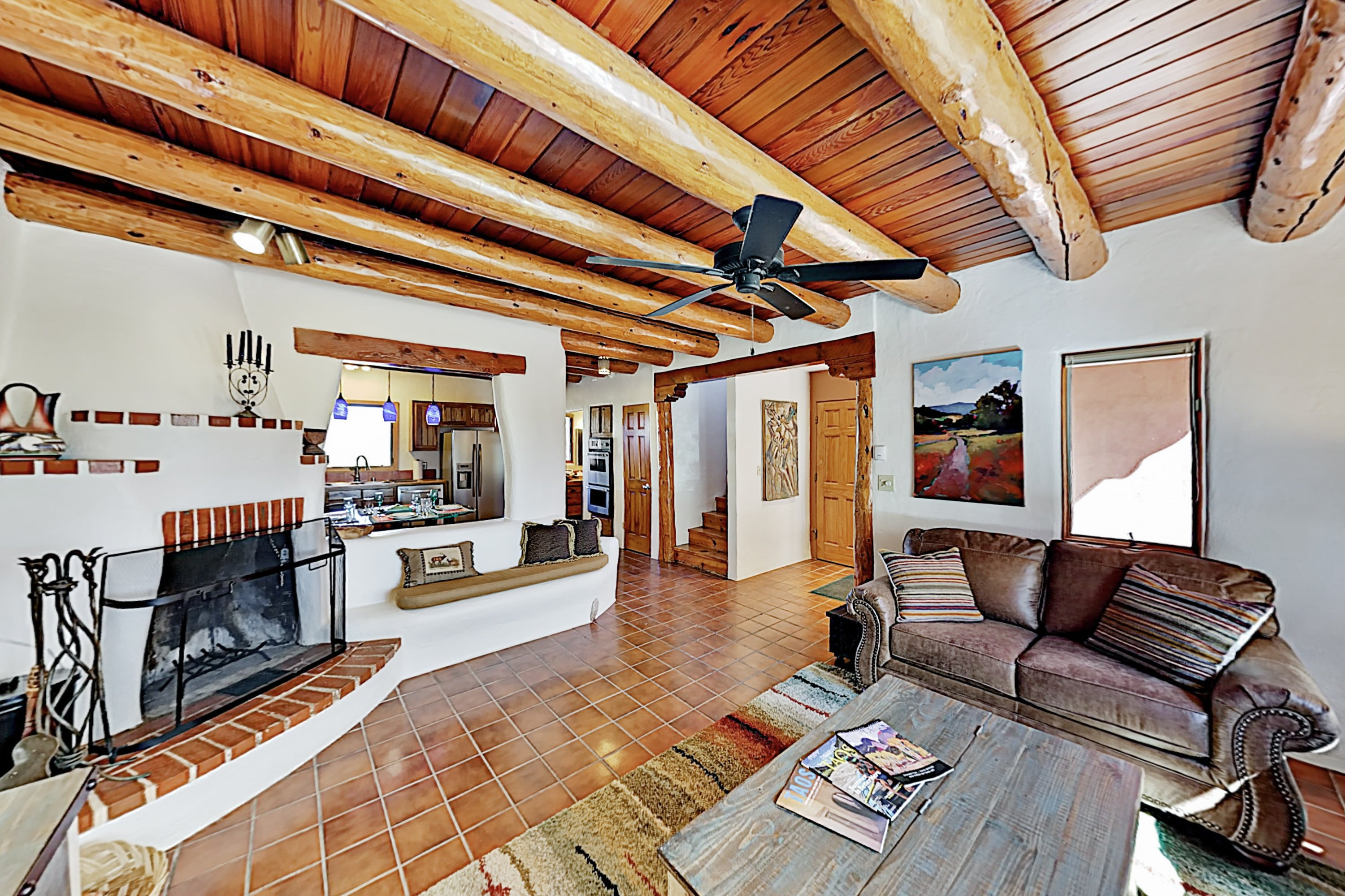 Property Image 1 - Charming Southwestern Townhome | Patio & Balconies