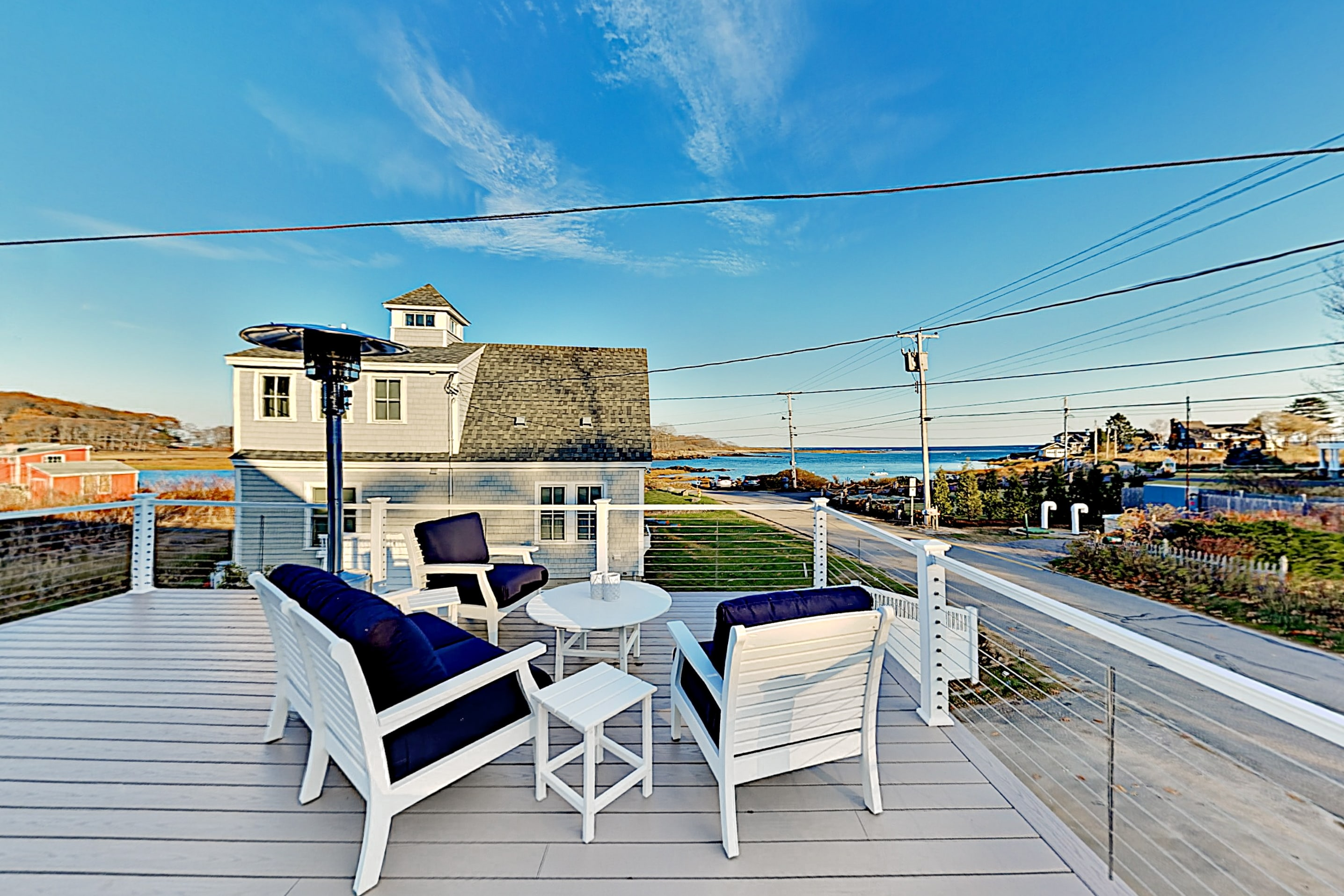 Thisgood Cove | Ocean Views & Rooftop Deck