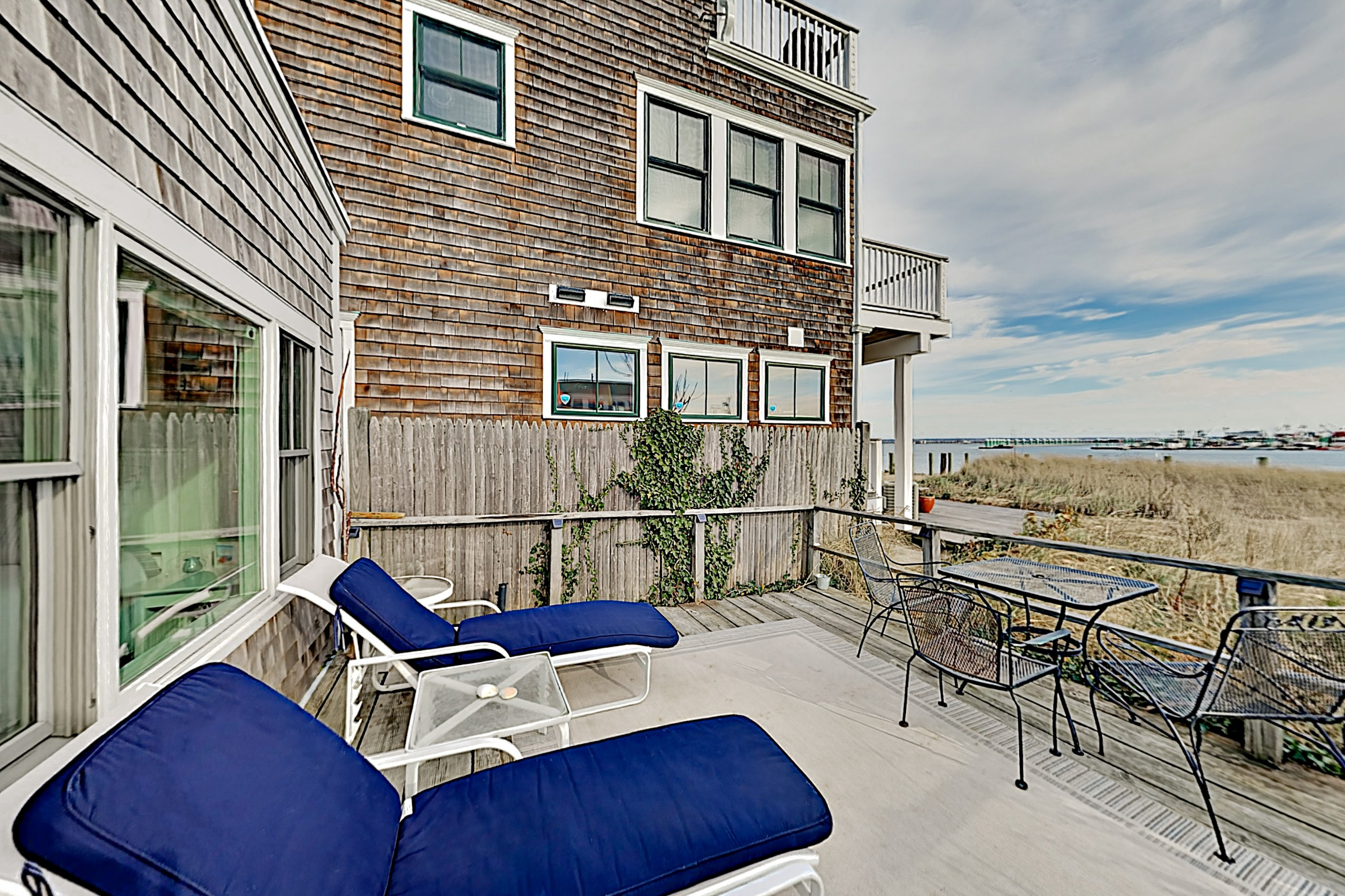 Property Image 1 - Stylish Waterfront Escape | Walk to Beach & Dining