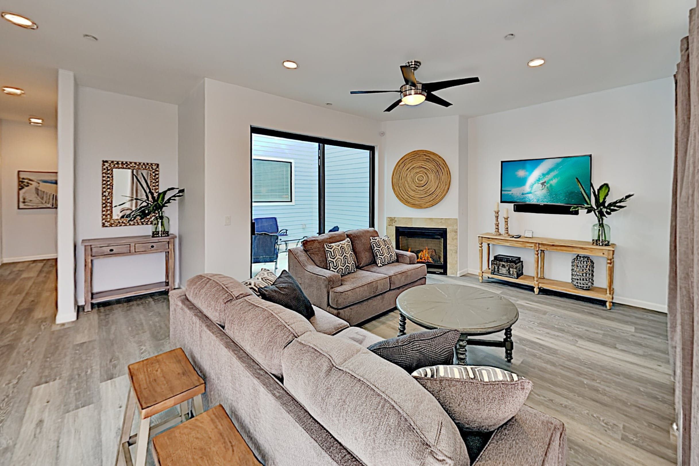 Property Image 1 - Beachfront Condo with Ocean Views & Luxe Interior