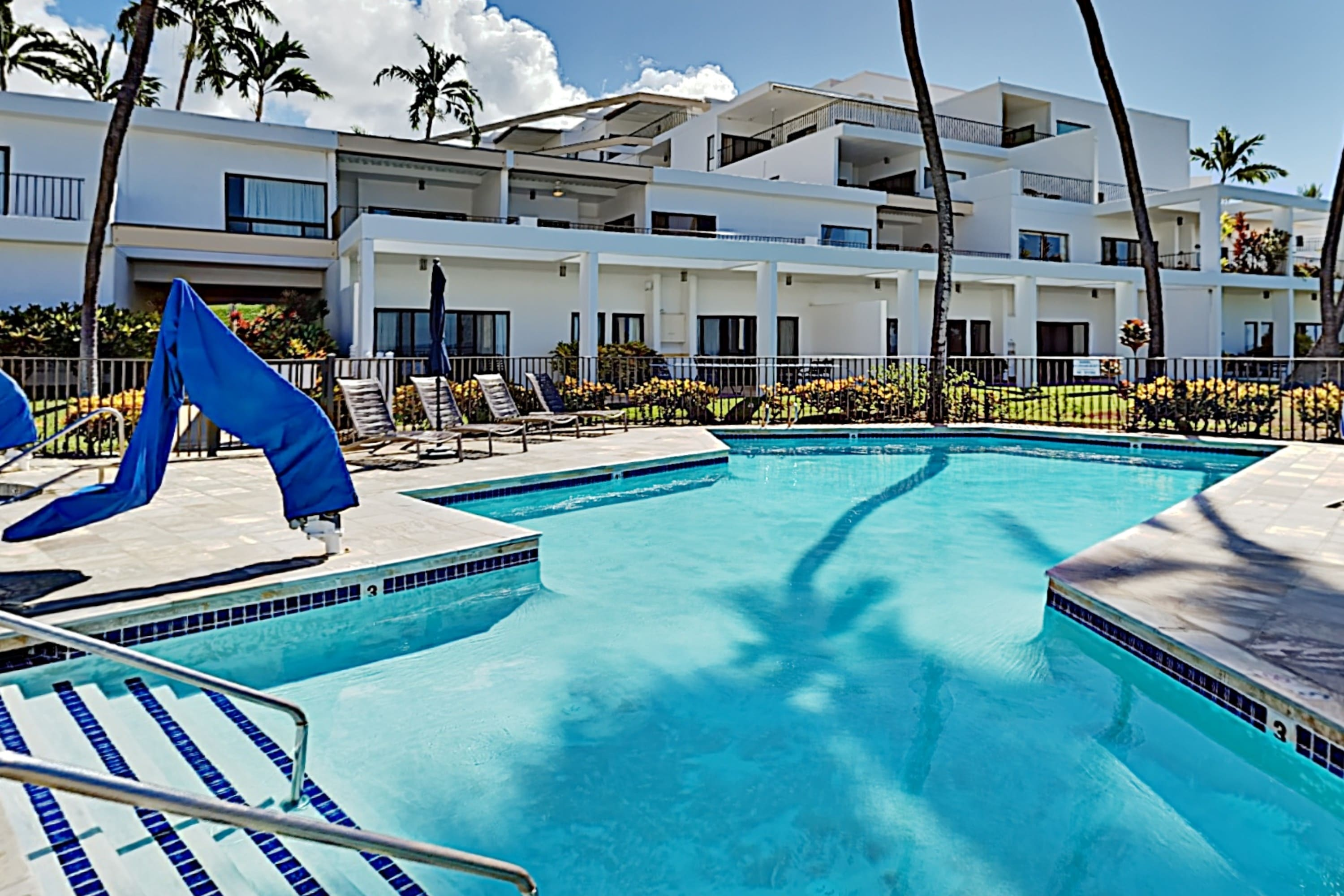 Two-Suite Escape | AC, Ocean View | Pools, Tennis