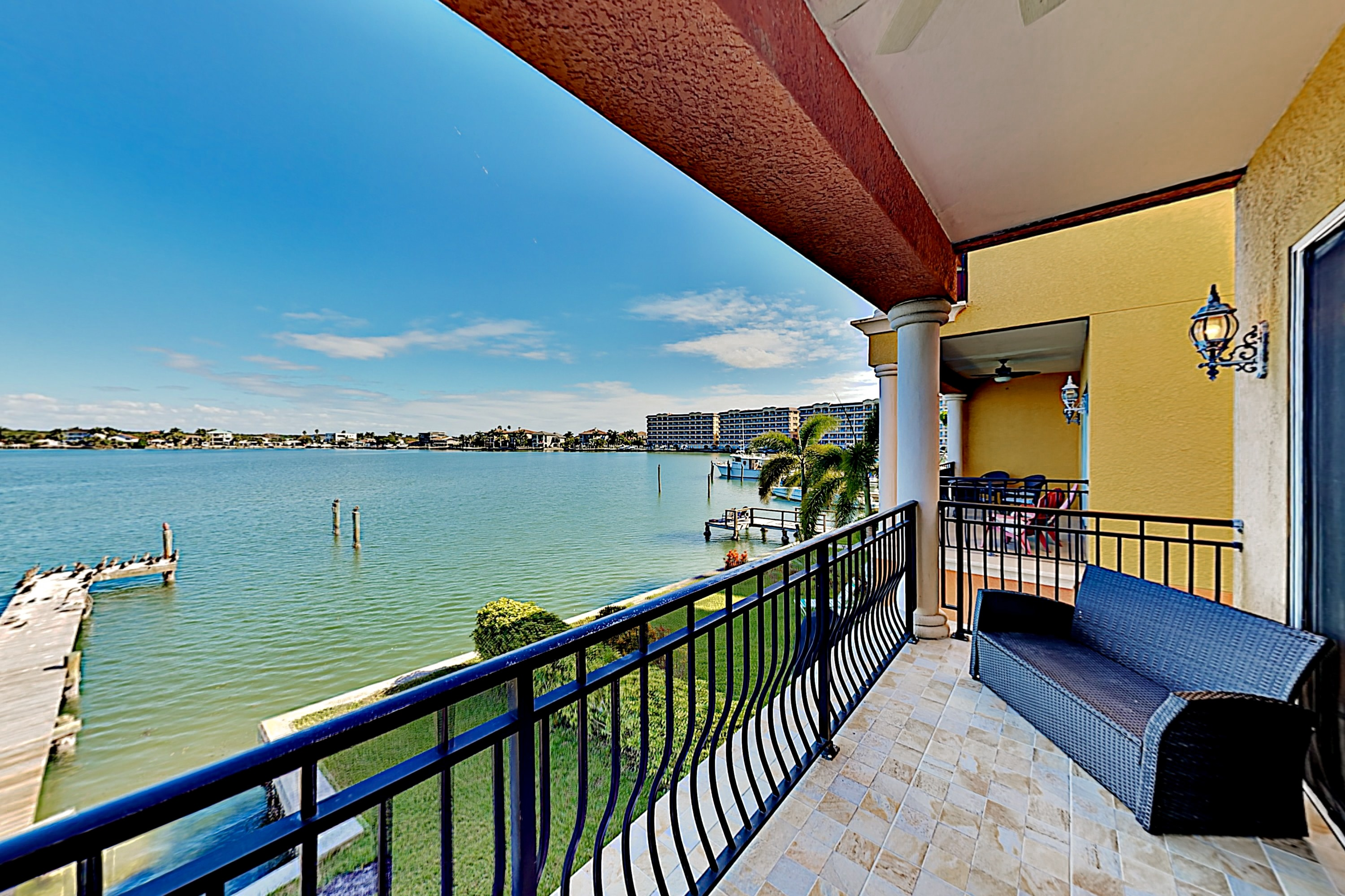 Waterfront Retreat | Private Dock | Walk to Beach