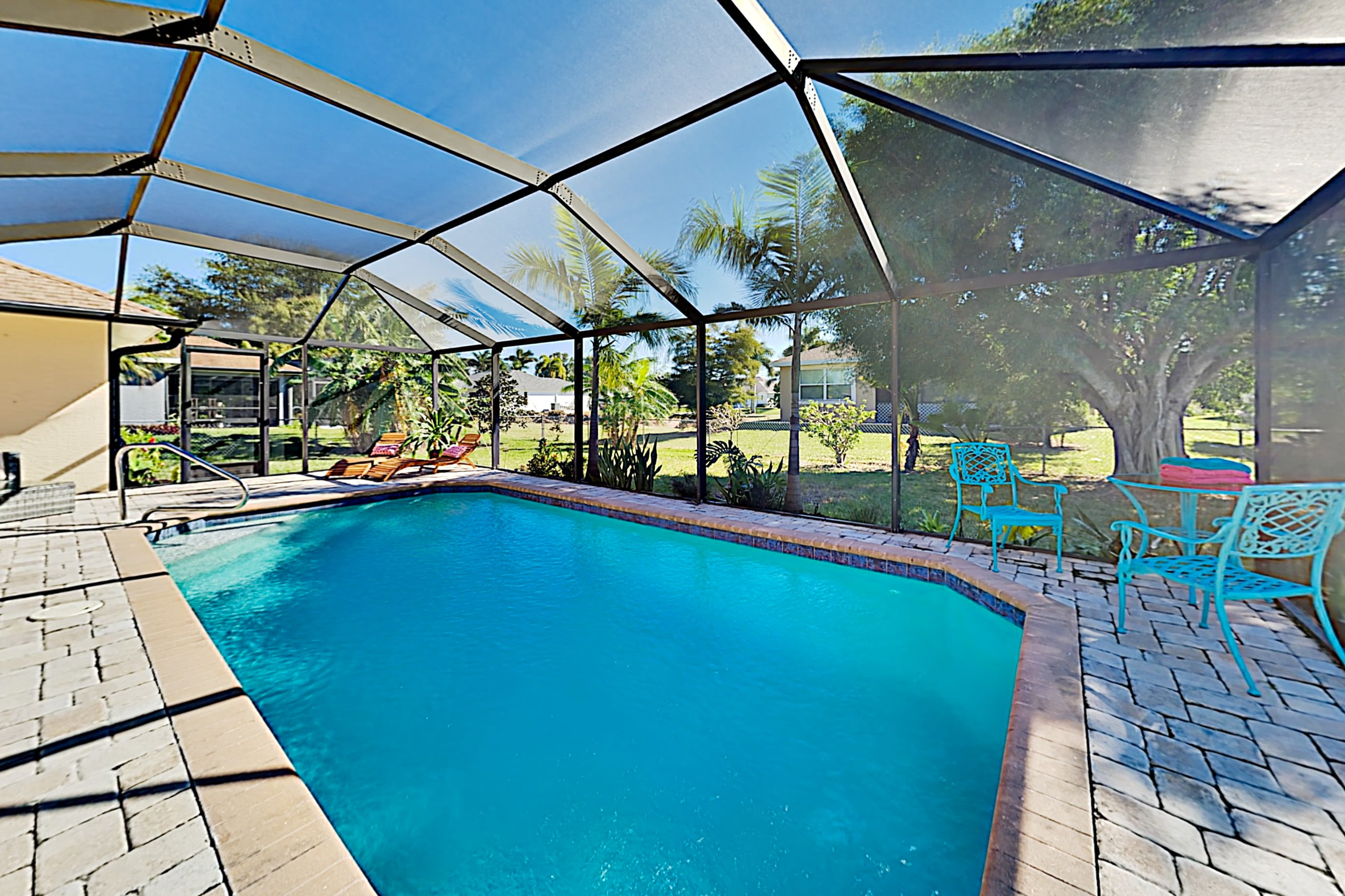 Property Image 1 - Surfside Oasis | Screened Lanai with Heated Pool