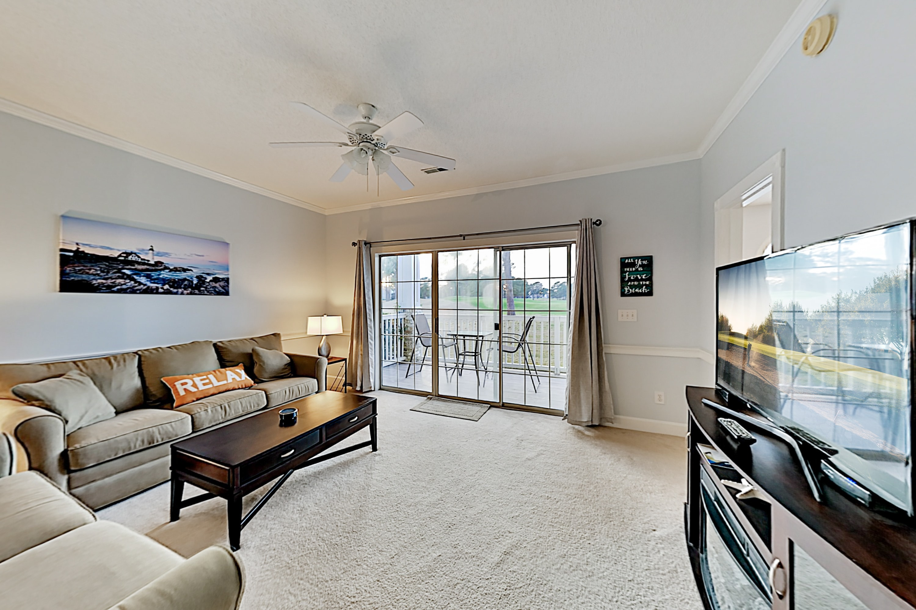 Property Image 1 - Lovely Dual-Suite Condo | Golf Course Views & Pool