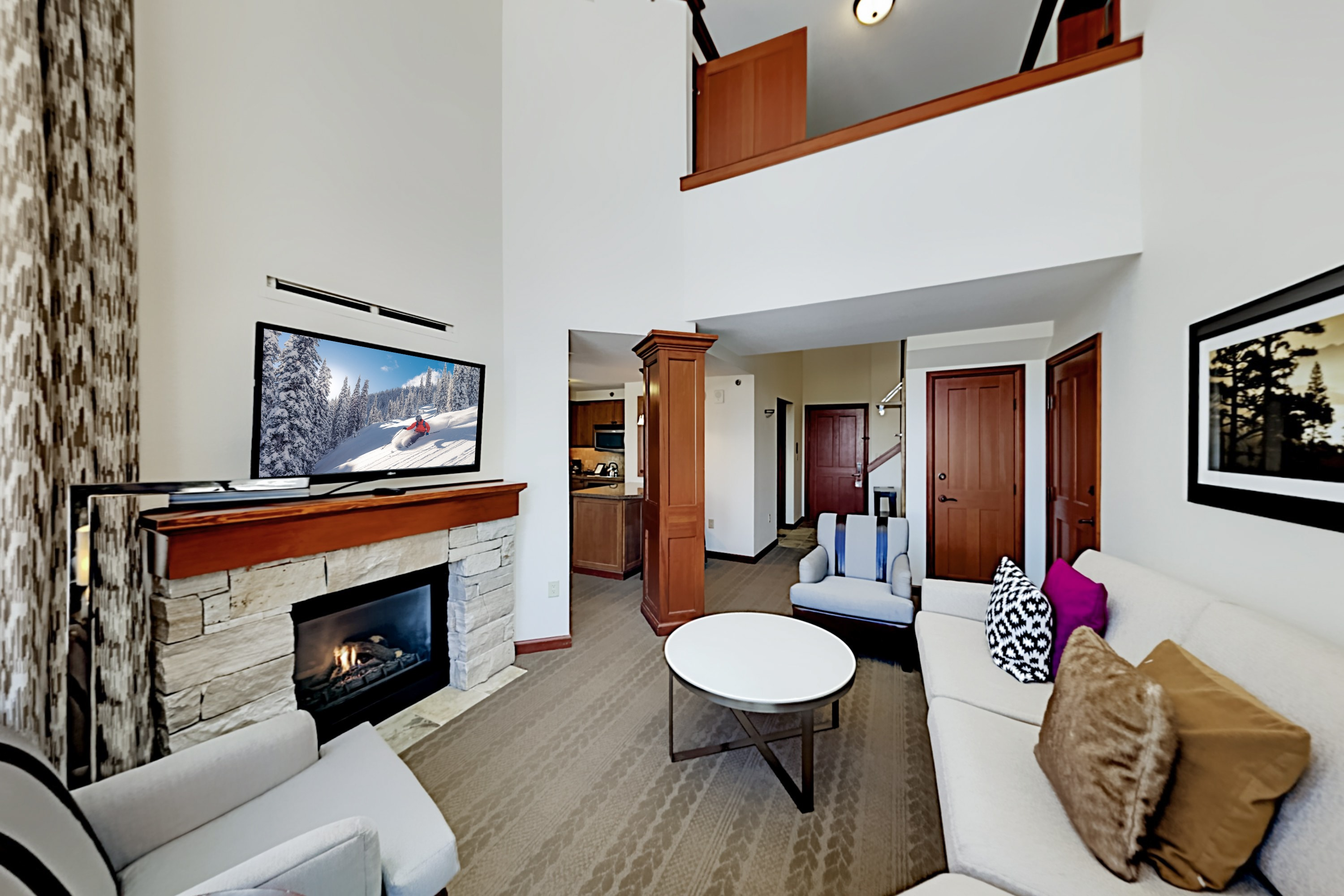 Lovely Ski-In, Ski-Out Condo | Pool & Hot Tub