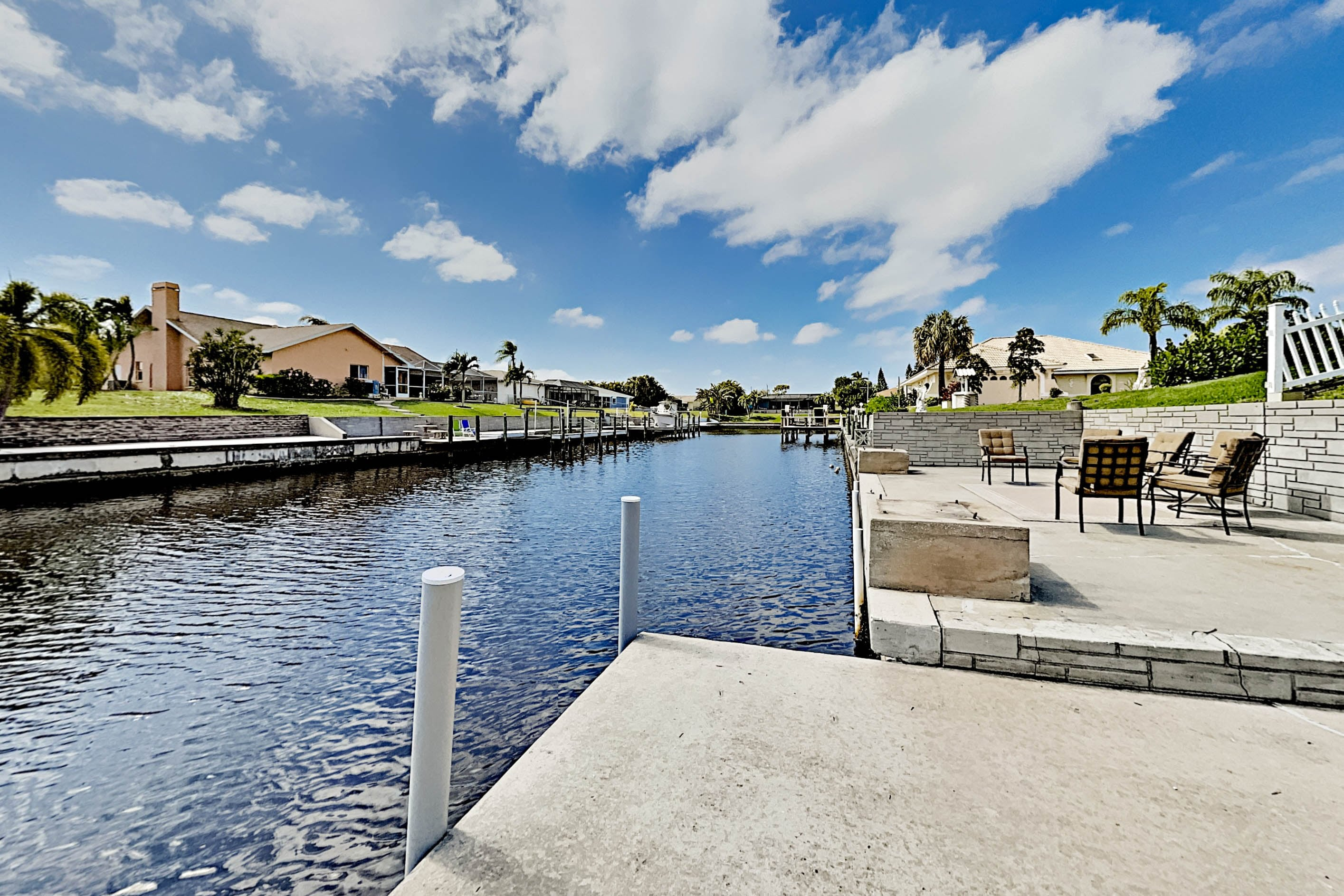 Property Image 1 - Canal-Front Home | Corner Lot | Lanai & Boat Dock