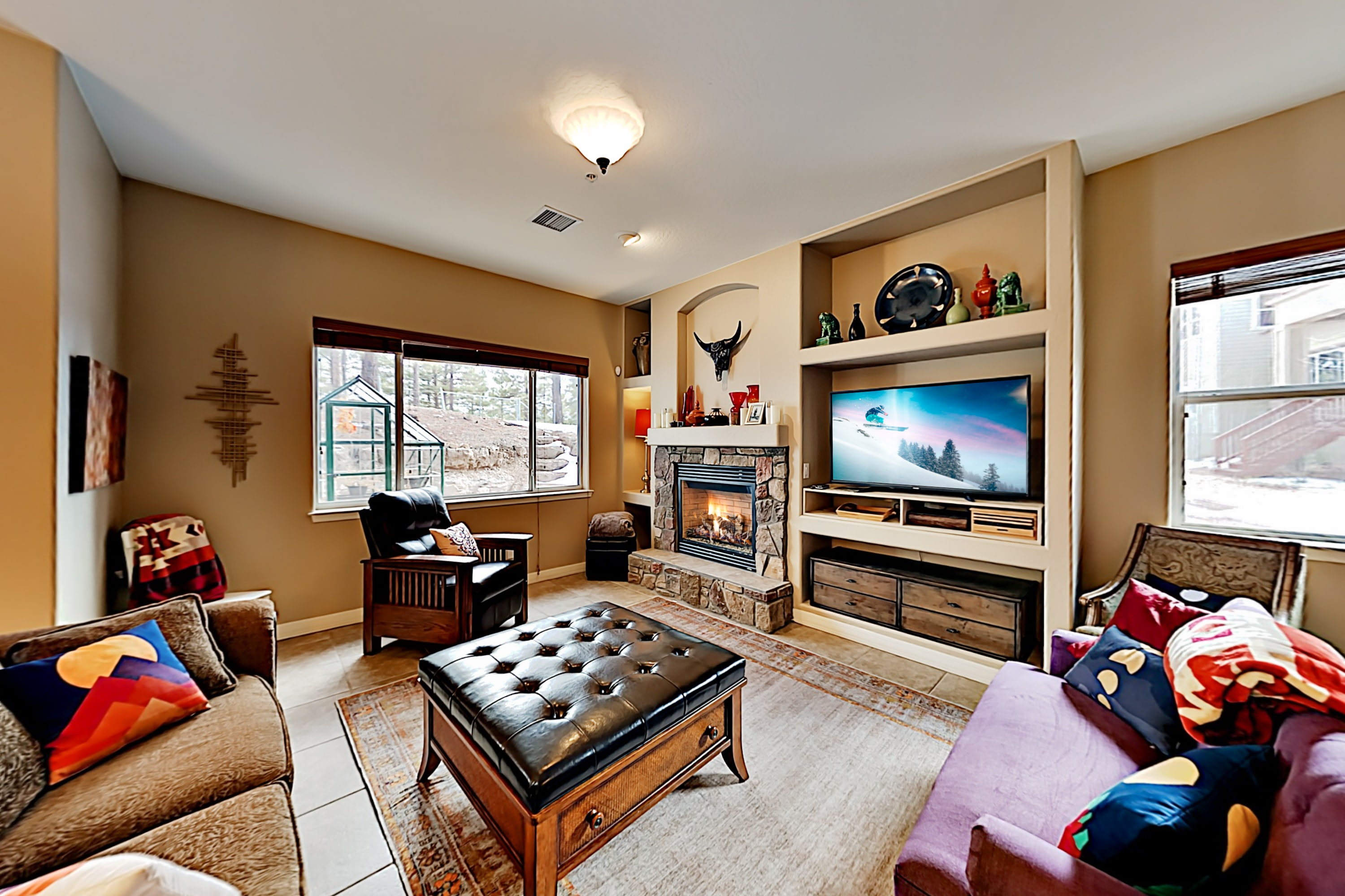 Property Image 1 - End-Unit Townhome | Sauna, Office | Near Skiing