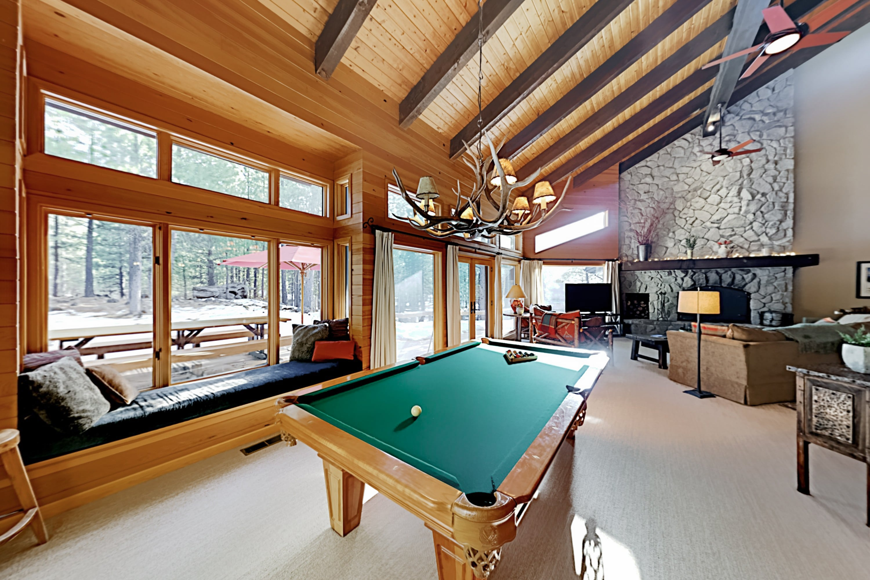 Property Image 2 - Alpine Stunner | Pool Table & Private Hot Tub
