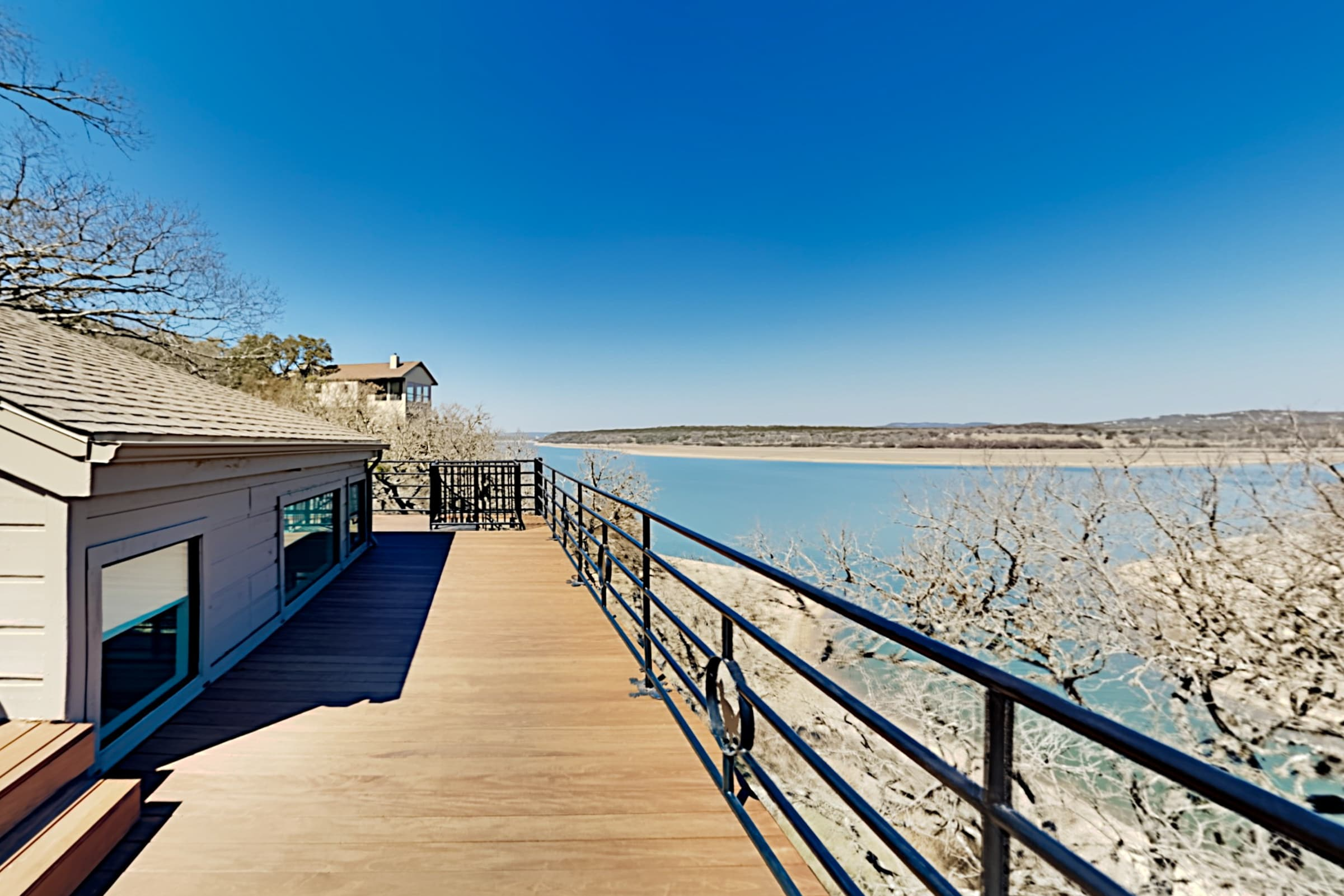 Property Image 2 - Chic Lake-View Getaway | Game Room, Pools, Tennis