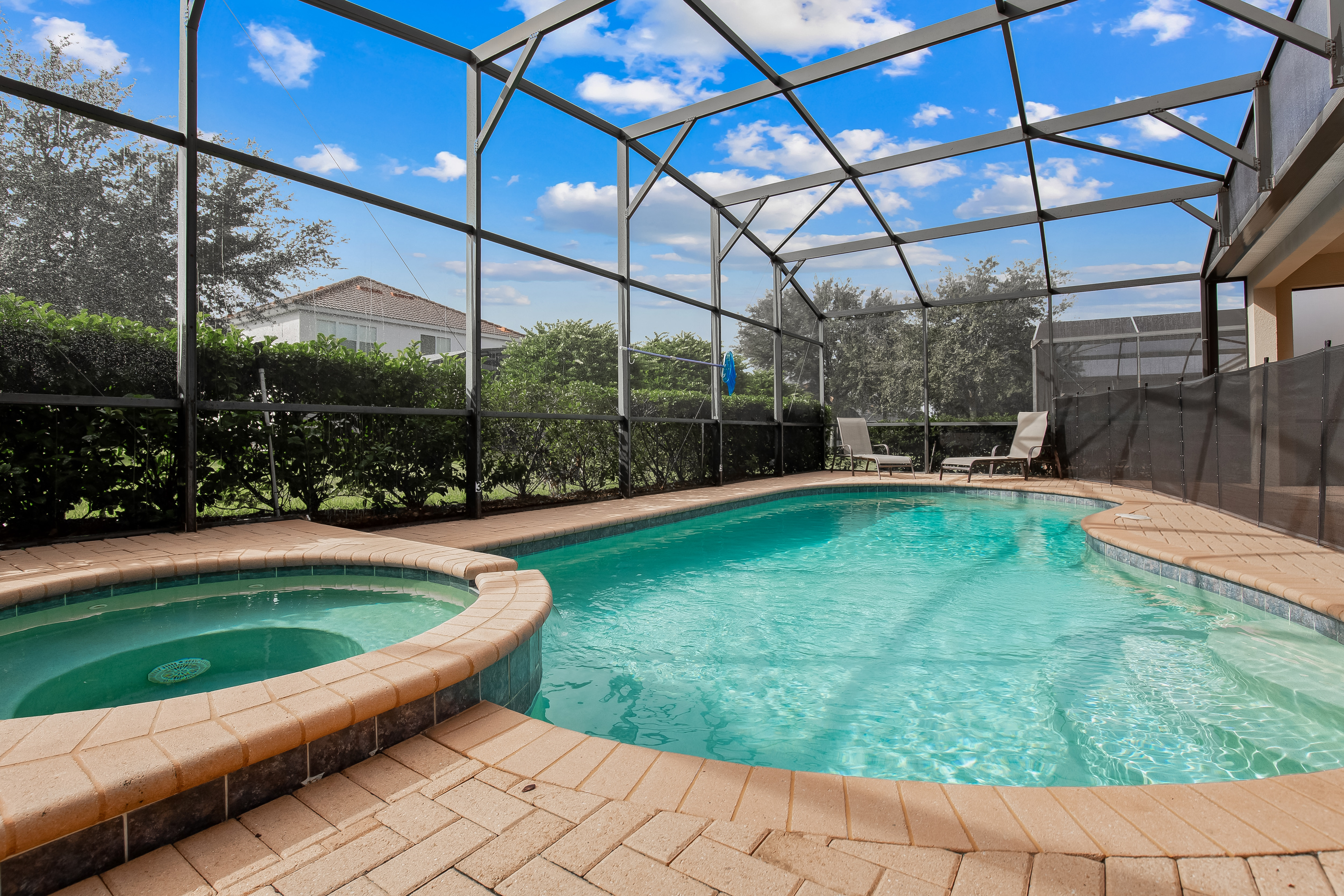 Property Image 1 - Gorgeous Home with Private Pool & Spa by to Disney