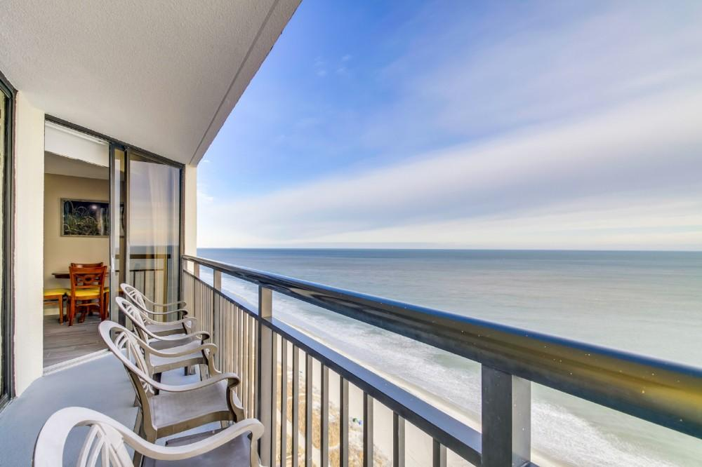 Property Image 2 - Ocean-front Penthouse Located at Patricia Grand, Myrtle Beach