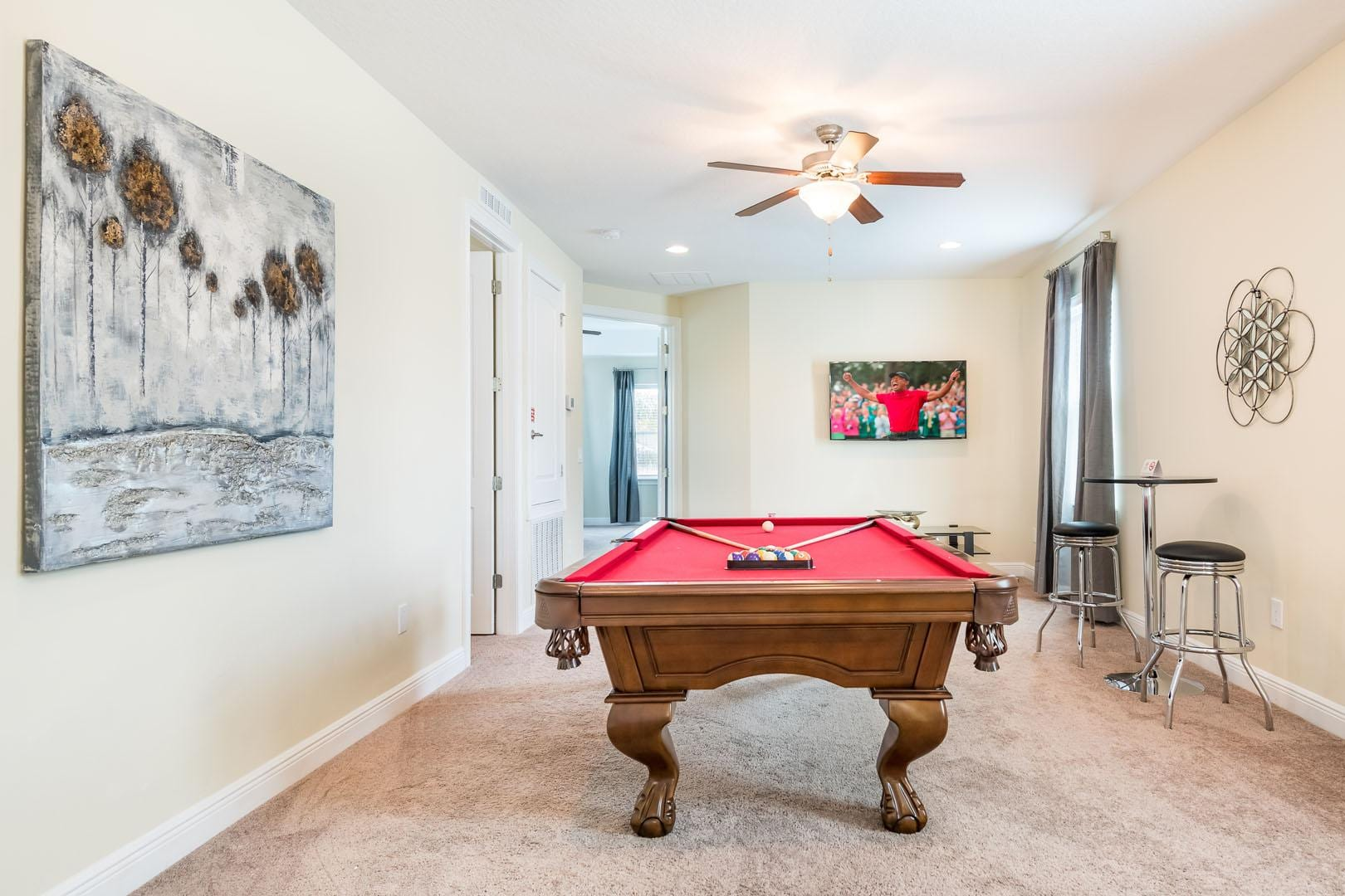 Property Image 1 - Fabulous Home with Billiards, Pool & Hot Tub; Near Disney