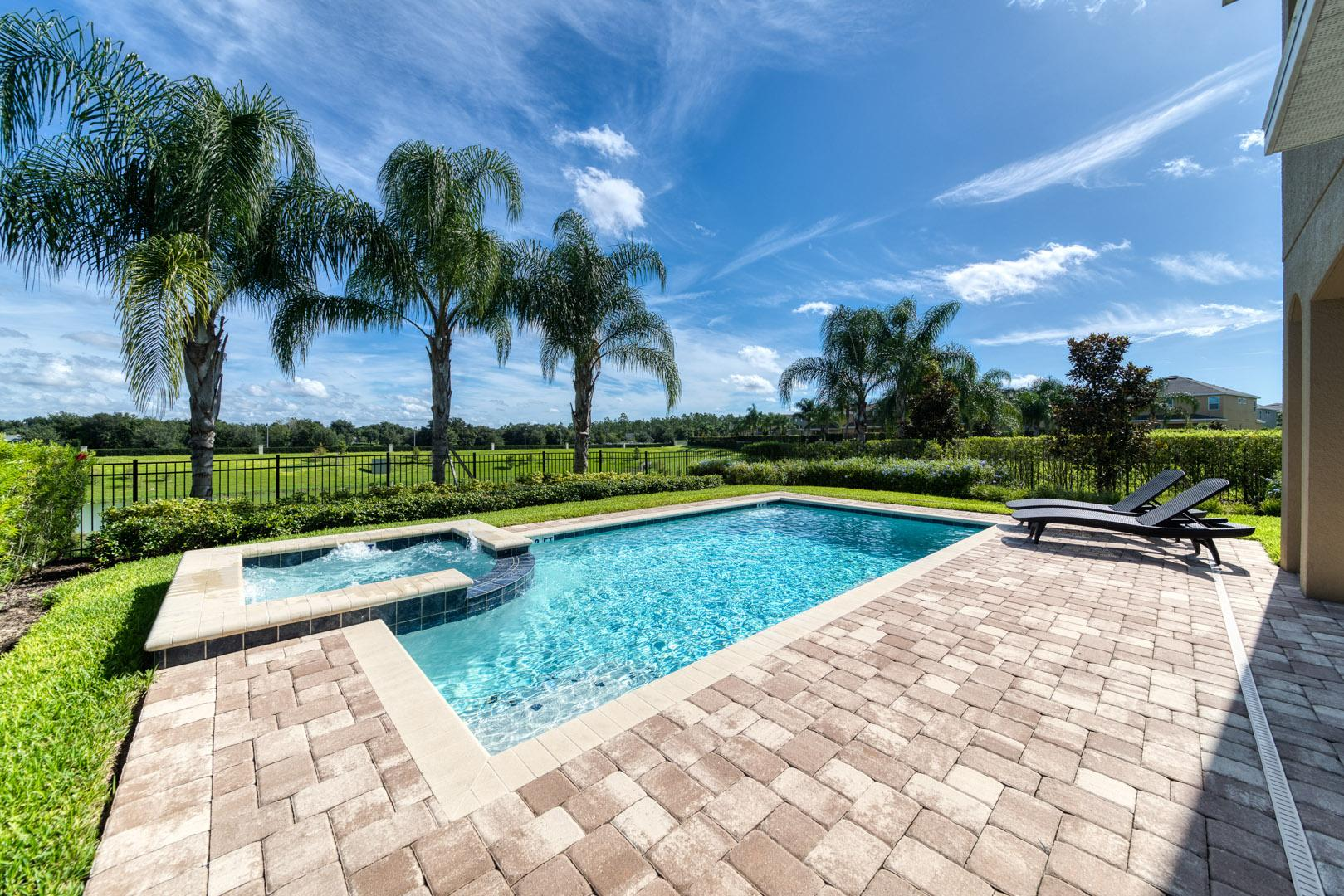 Property Image 1 - Casual, Upscale Home with Foosball, Pool & Hot Tub; Near Disney