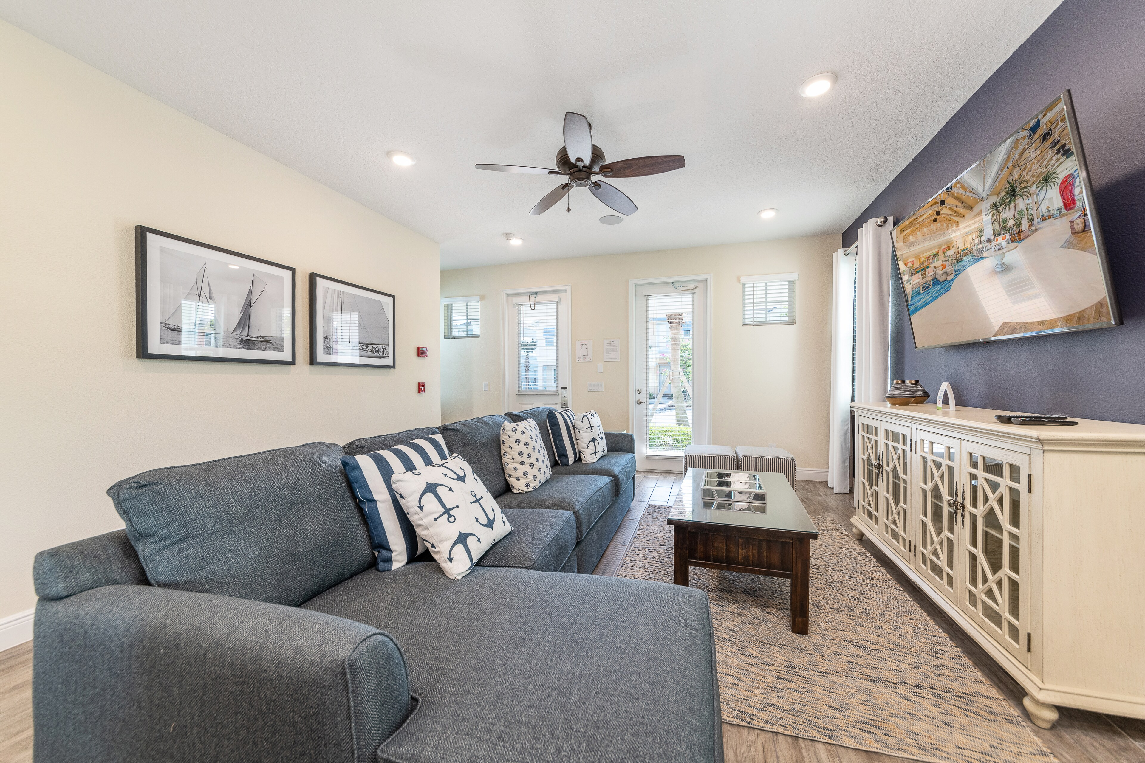 Property Image 2 - Cozy Cottage with Balcony views near Disney