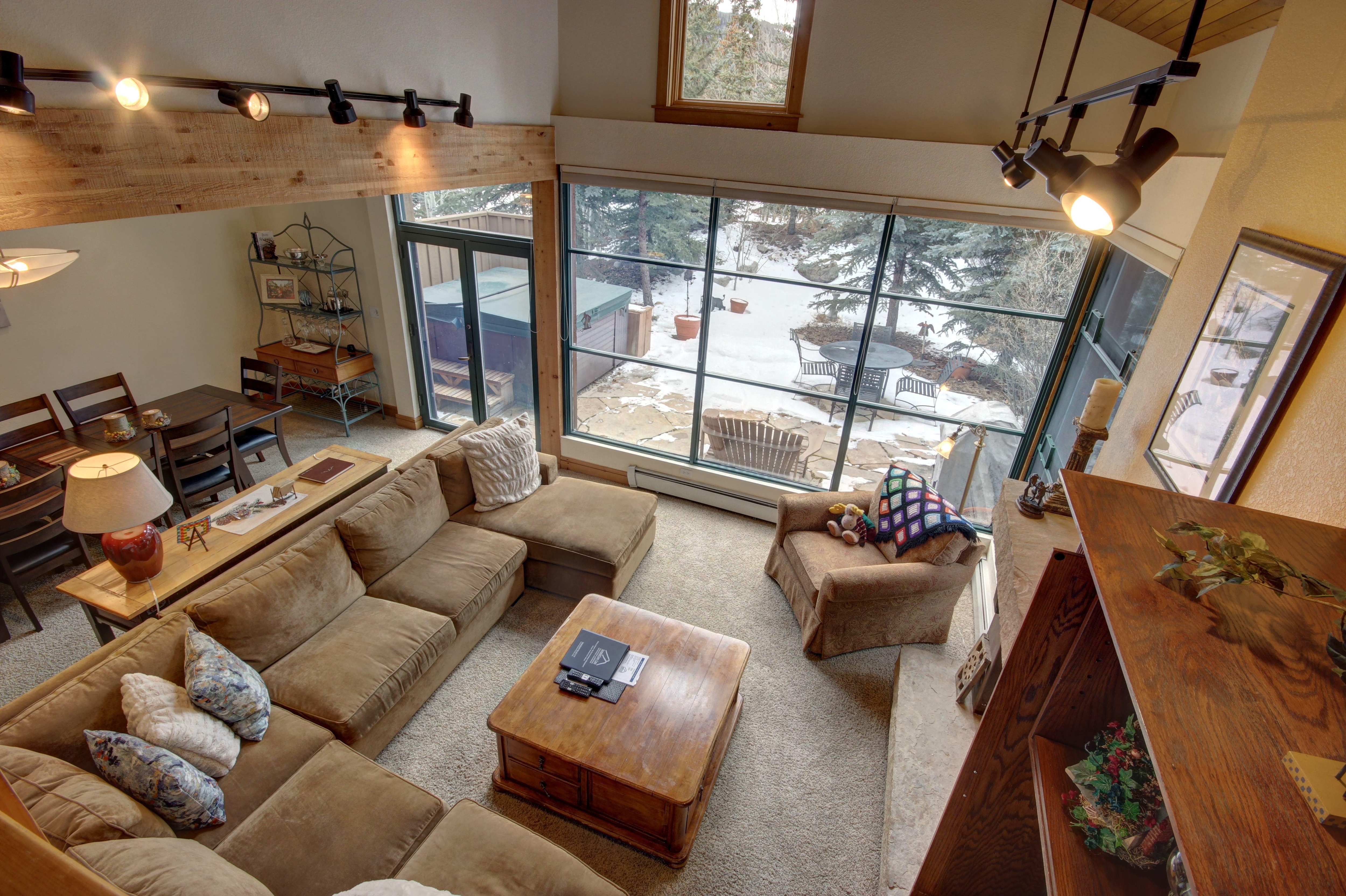 Property Image 1 - High Country Cabin with Private Hot Tub