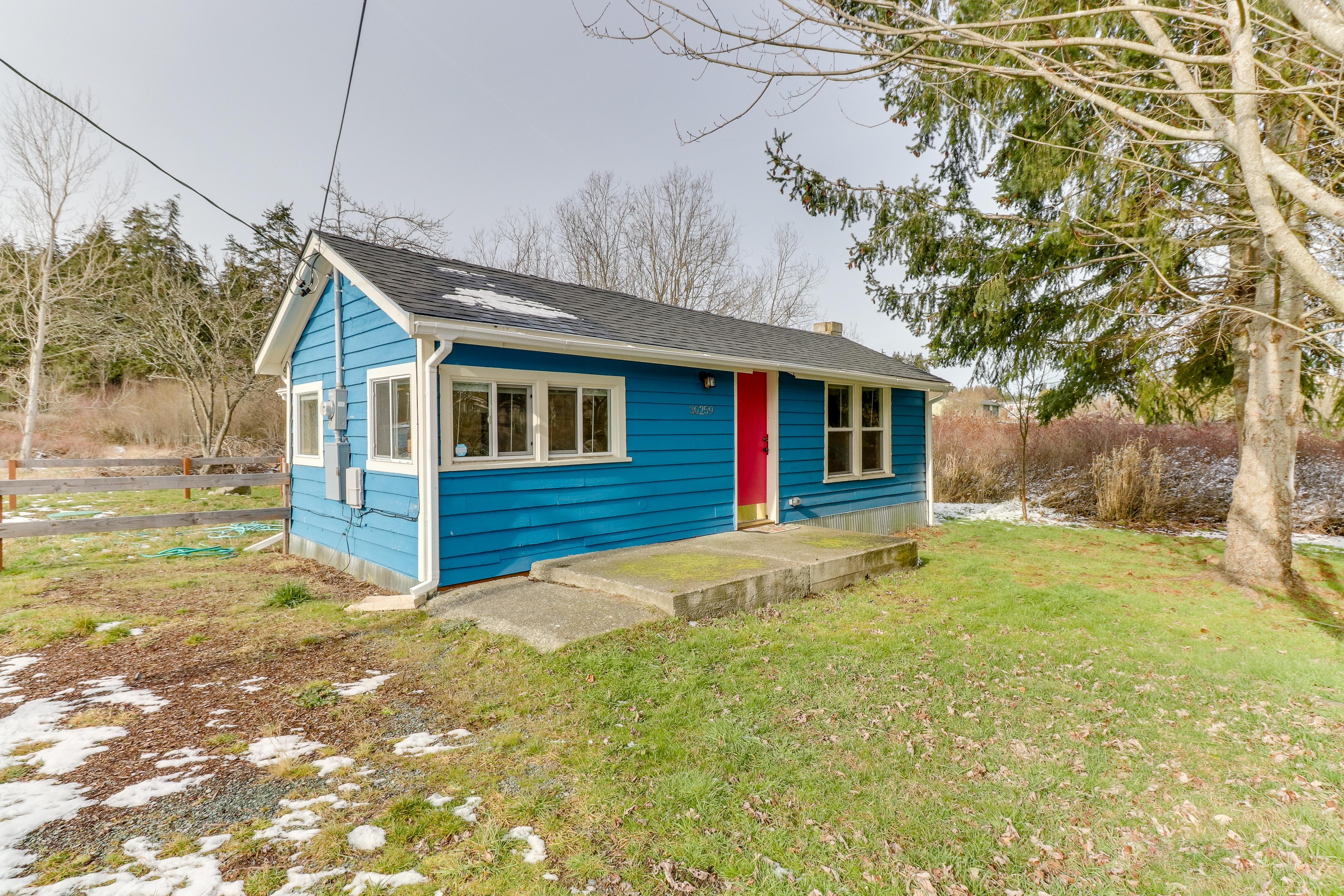 Property Image 1 - Little Blue House