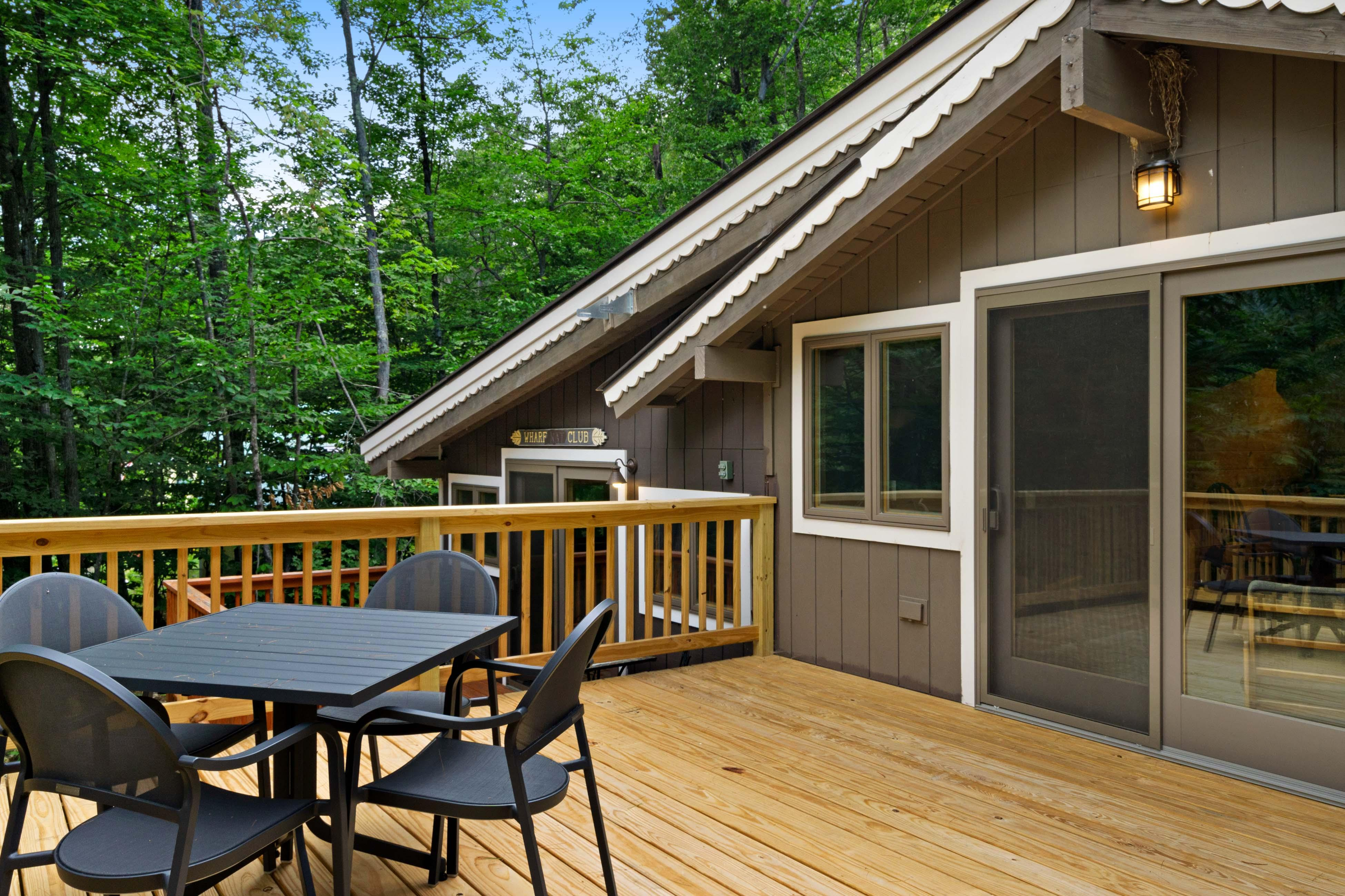 Saco River Chalet