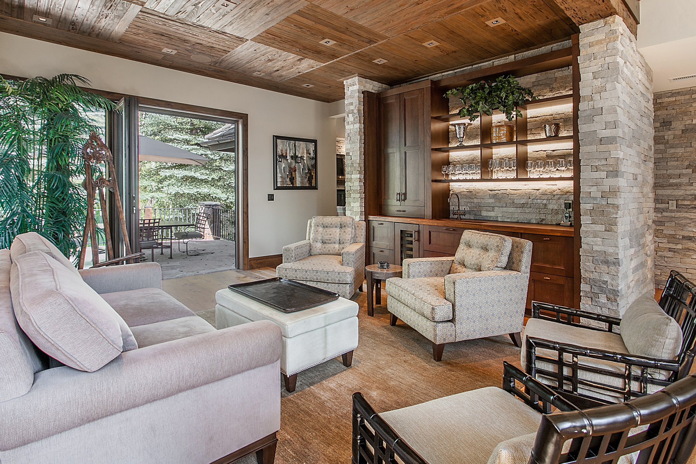 Private 5 Bedroom Family Sanctuary nestled in the midst of Beaver Creek