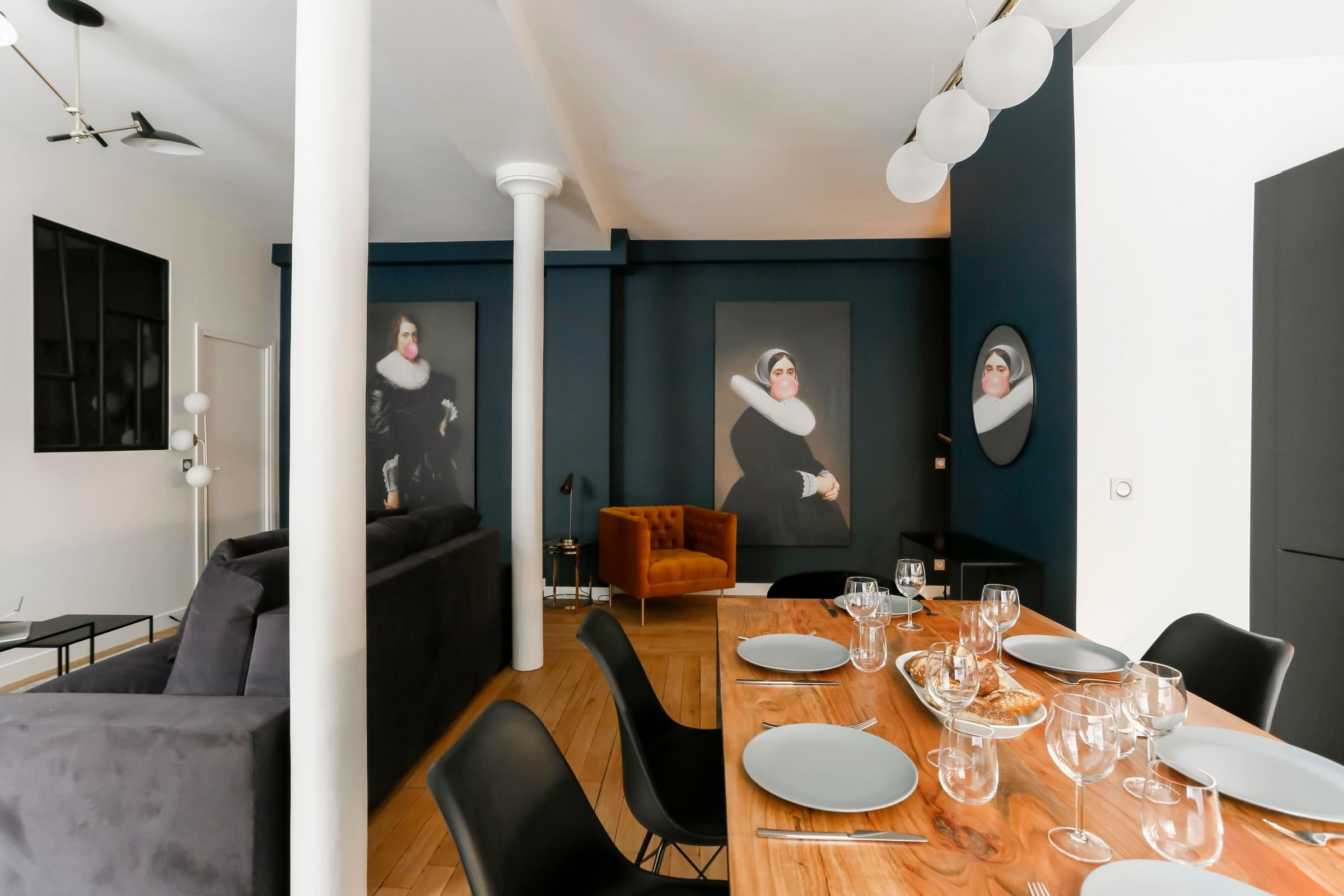Property Image 2 - New and Stylish 2 bedroom, Palais Royal - Louvre