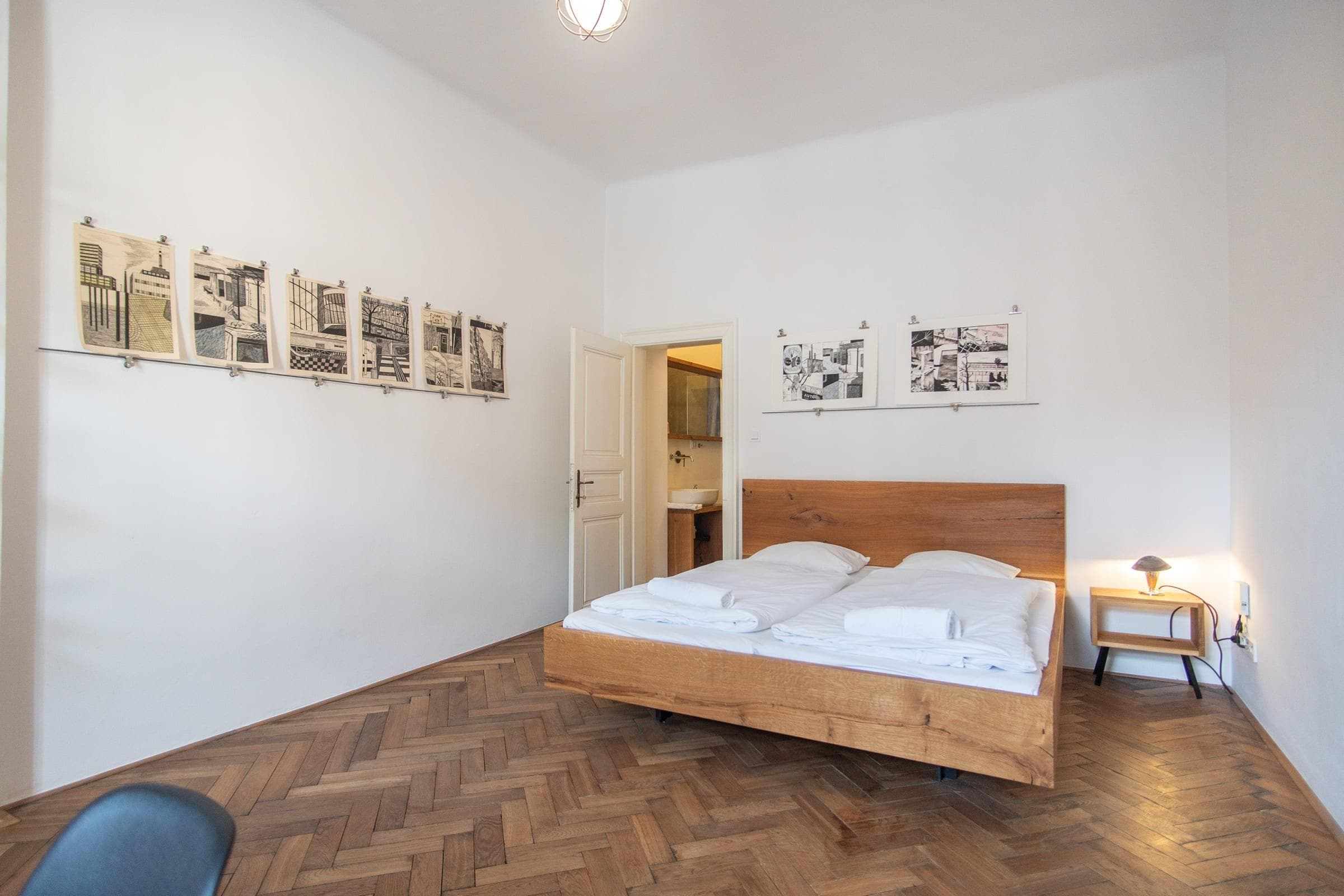Property Image 2 - Fantastic flat with Industrial Feeling on Wenceslas Square for 5