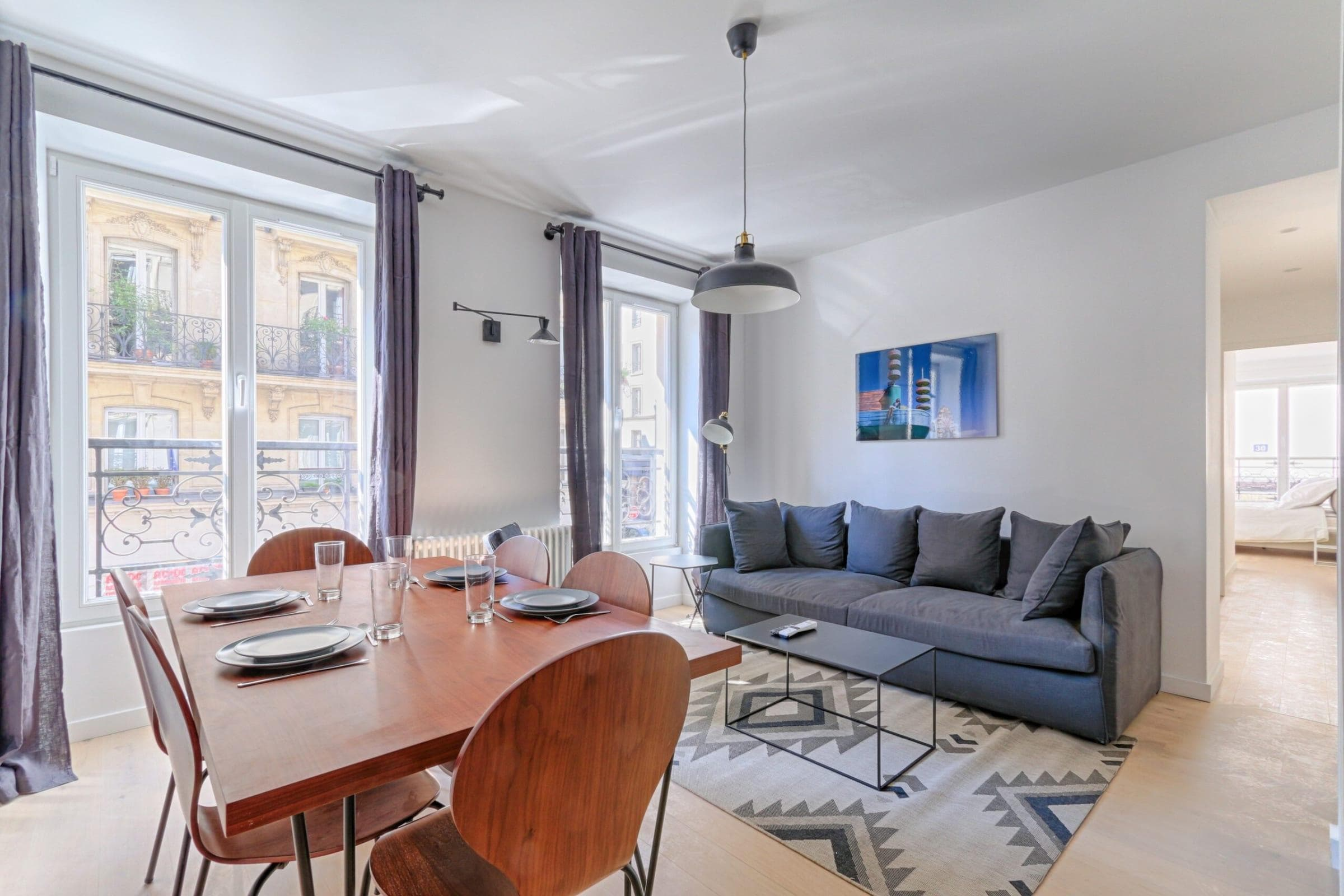 Marvelous Apartment with Elevator near Pompidou Center
