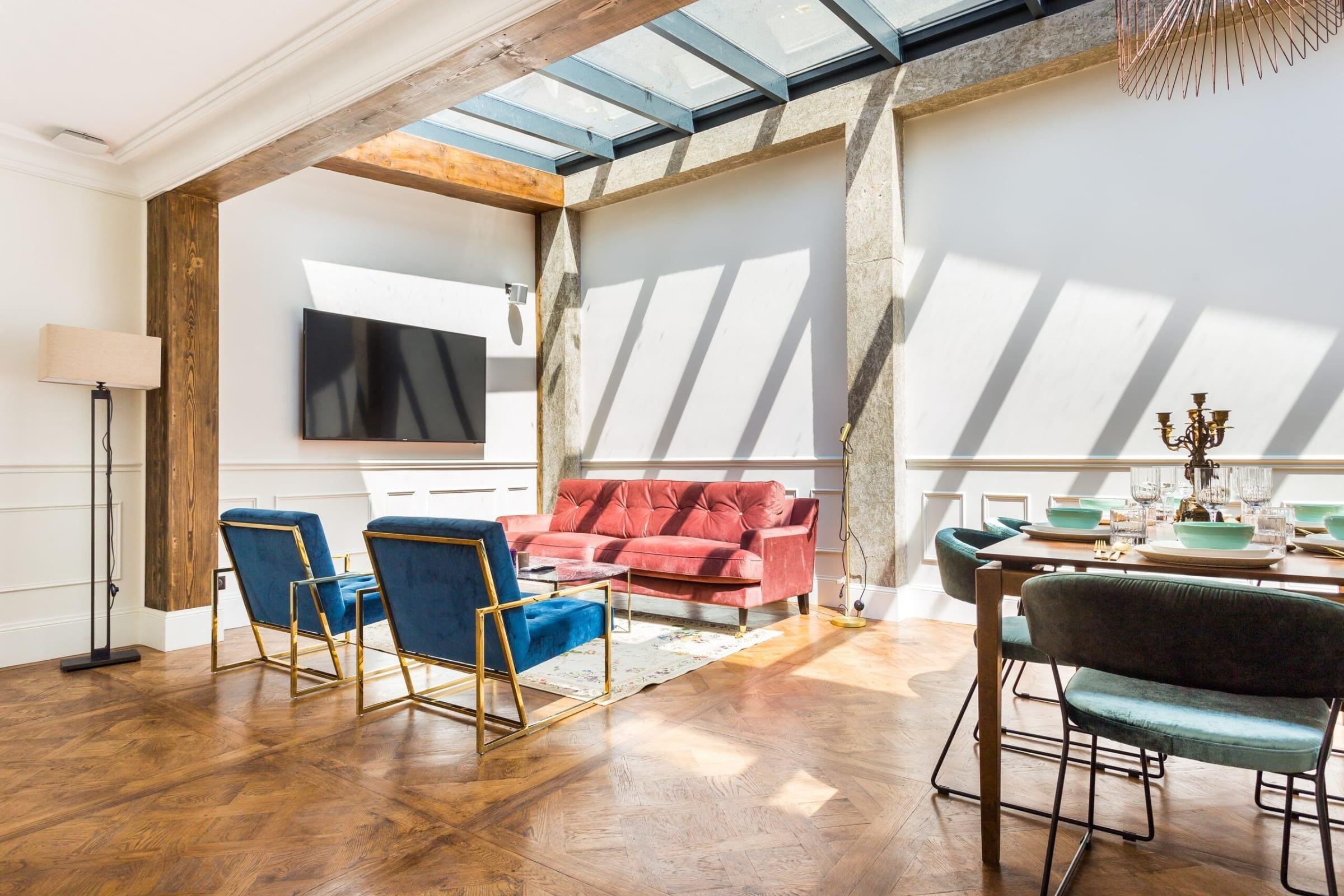 Incredible House Filled with Natural light near Jardin du Luxembourg