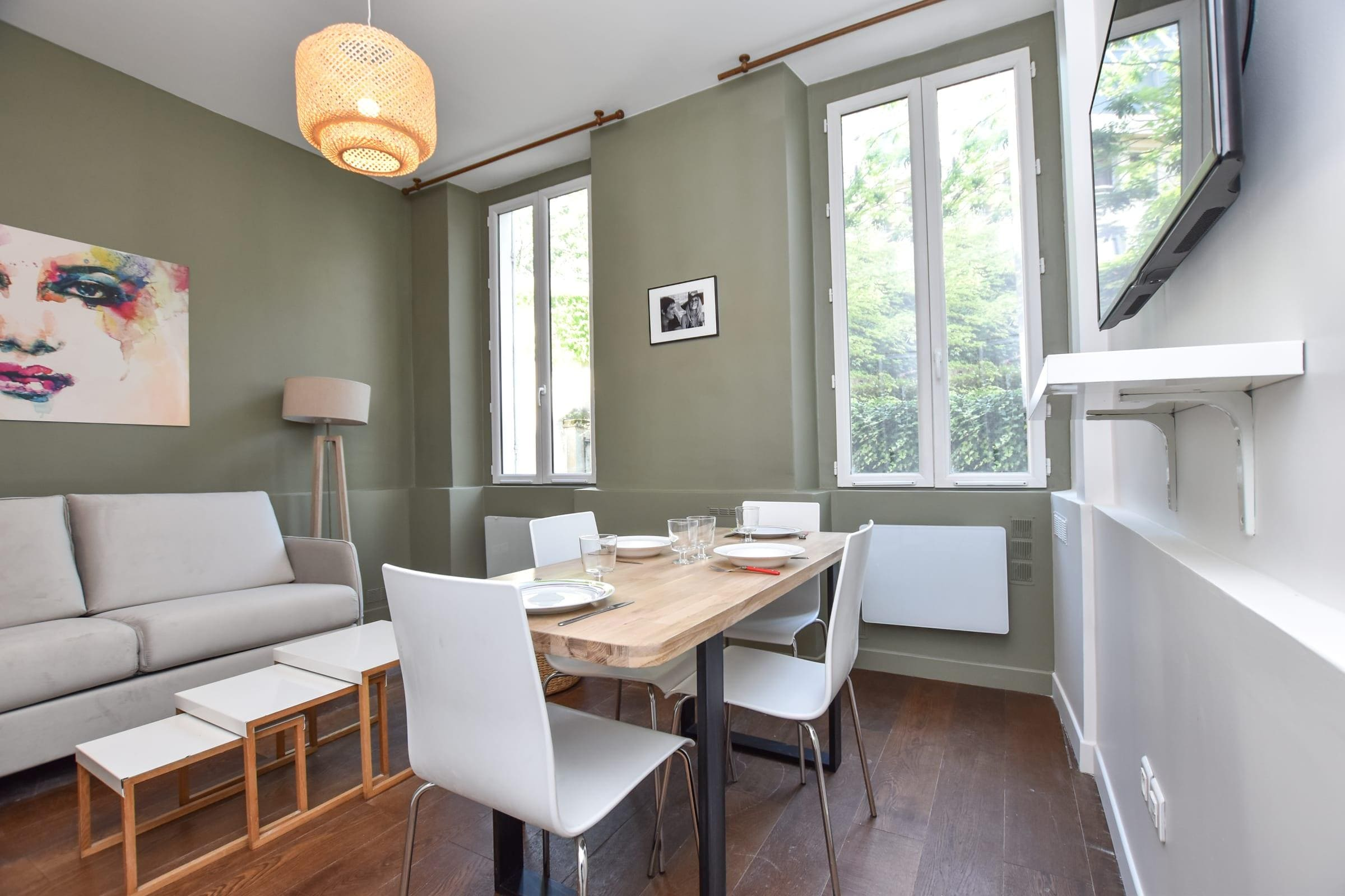 Property Image 2 - Stylish and Comfy Apartment at Le Marais