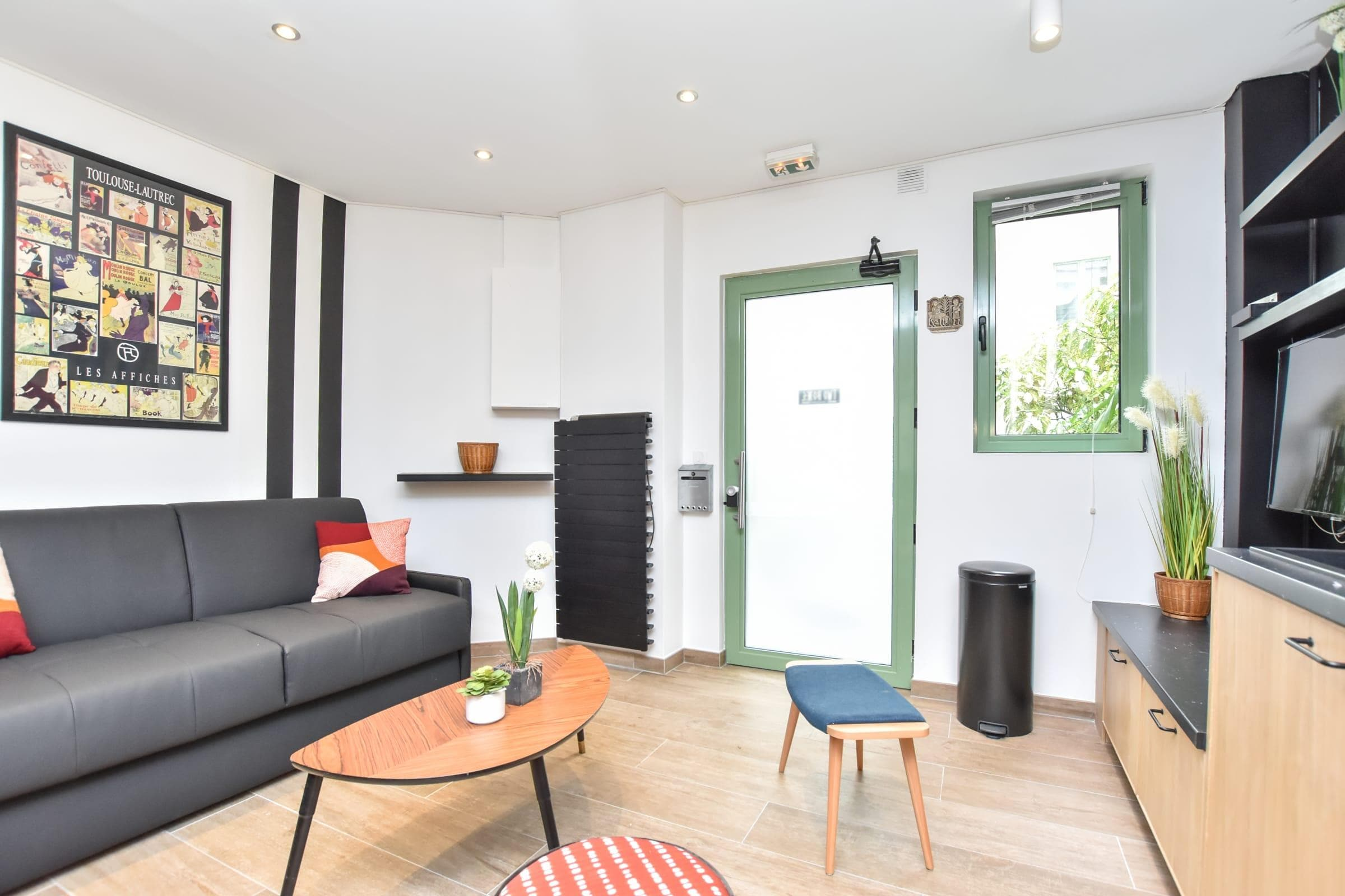 Cozy Apartment for Mobility Lease in the Heart of Paris