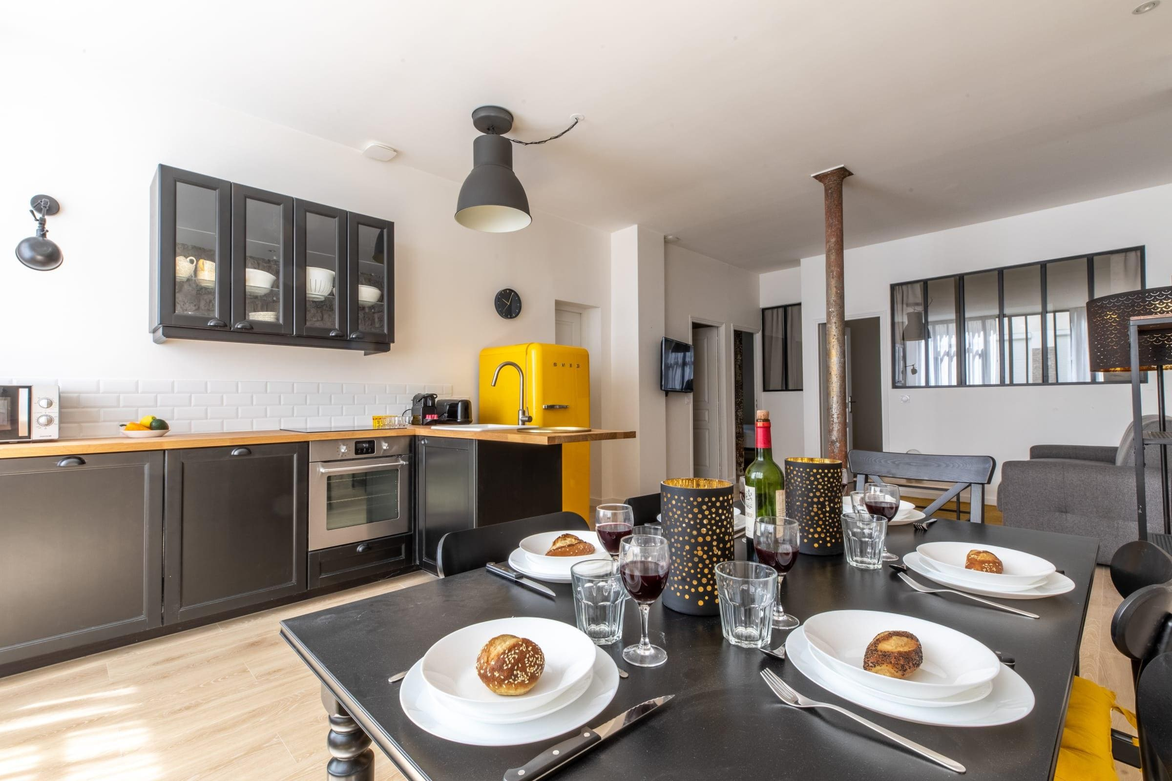 Property Image 2 - Lovely Flat in the Heart of Paris (Bastille)