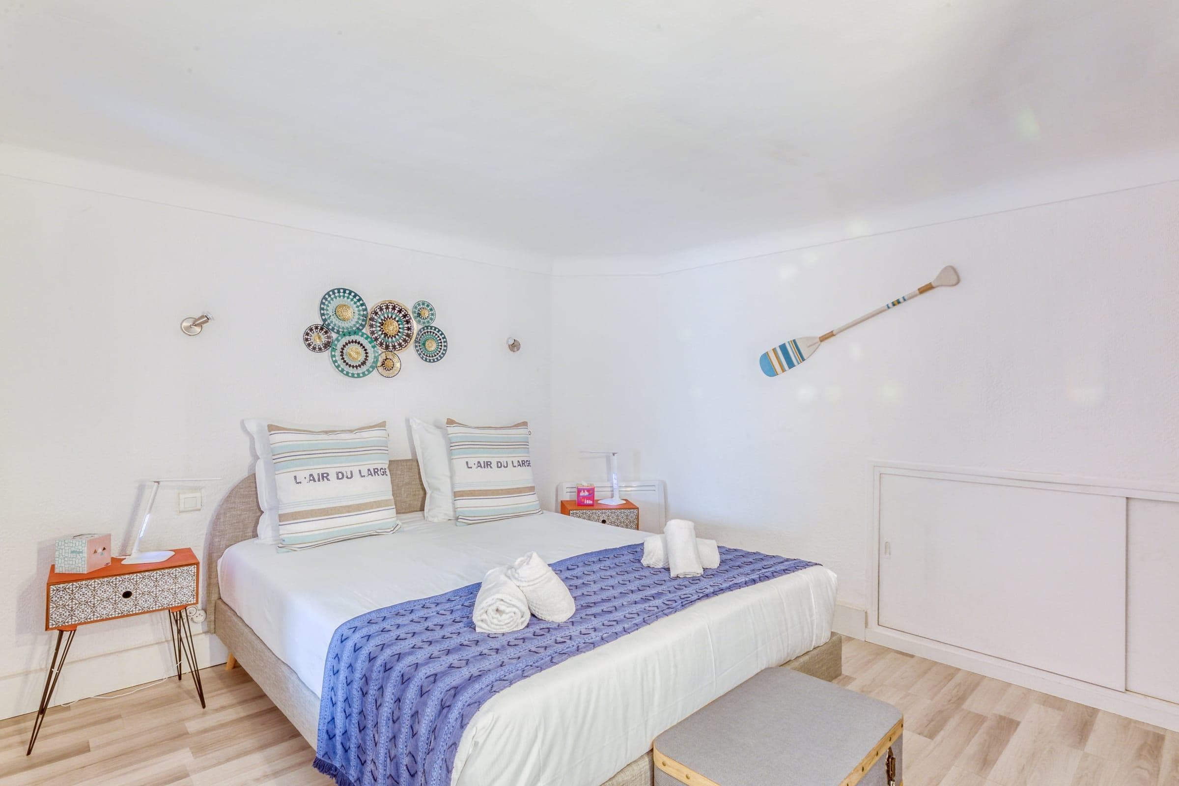 Cozy two bedroom apartment within Downtown Cannes