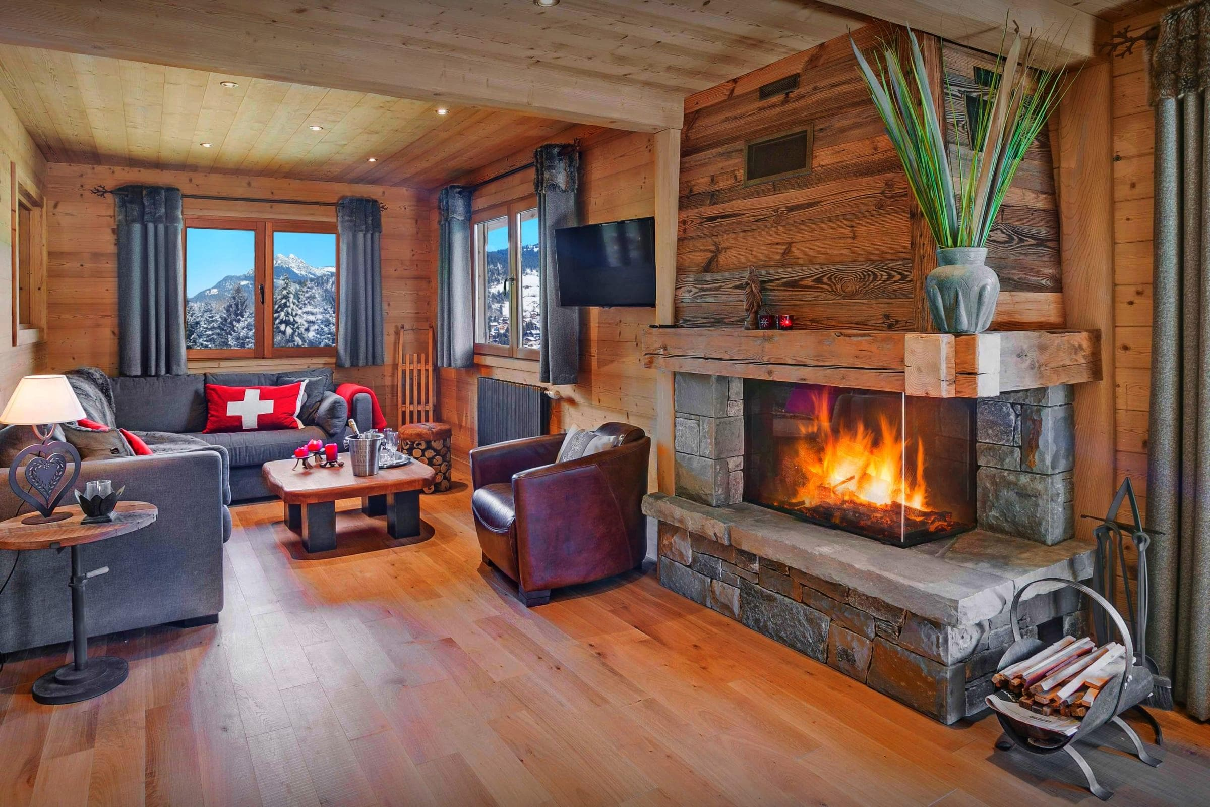 Property Image 1 - Ski-In Ski-Out Retreat With Hot Tub