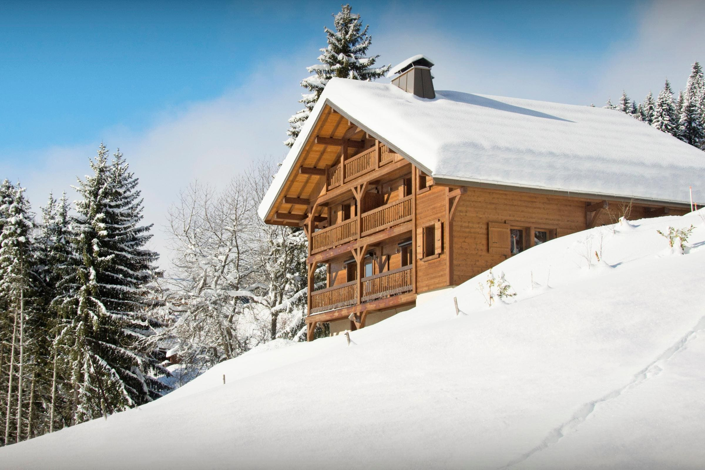 Property Image 1 - Lovely Chalet With Exceptional Views