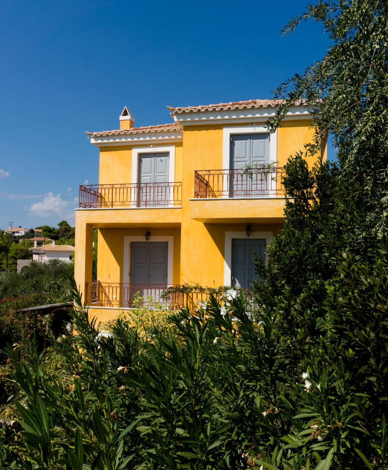 Property Image 1 - Charming Villa with Sea View