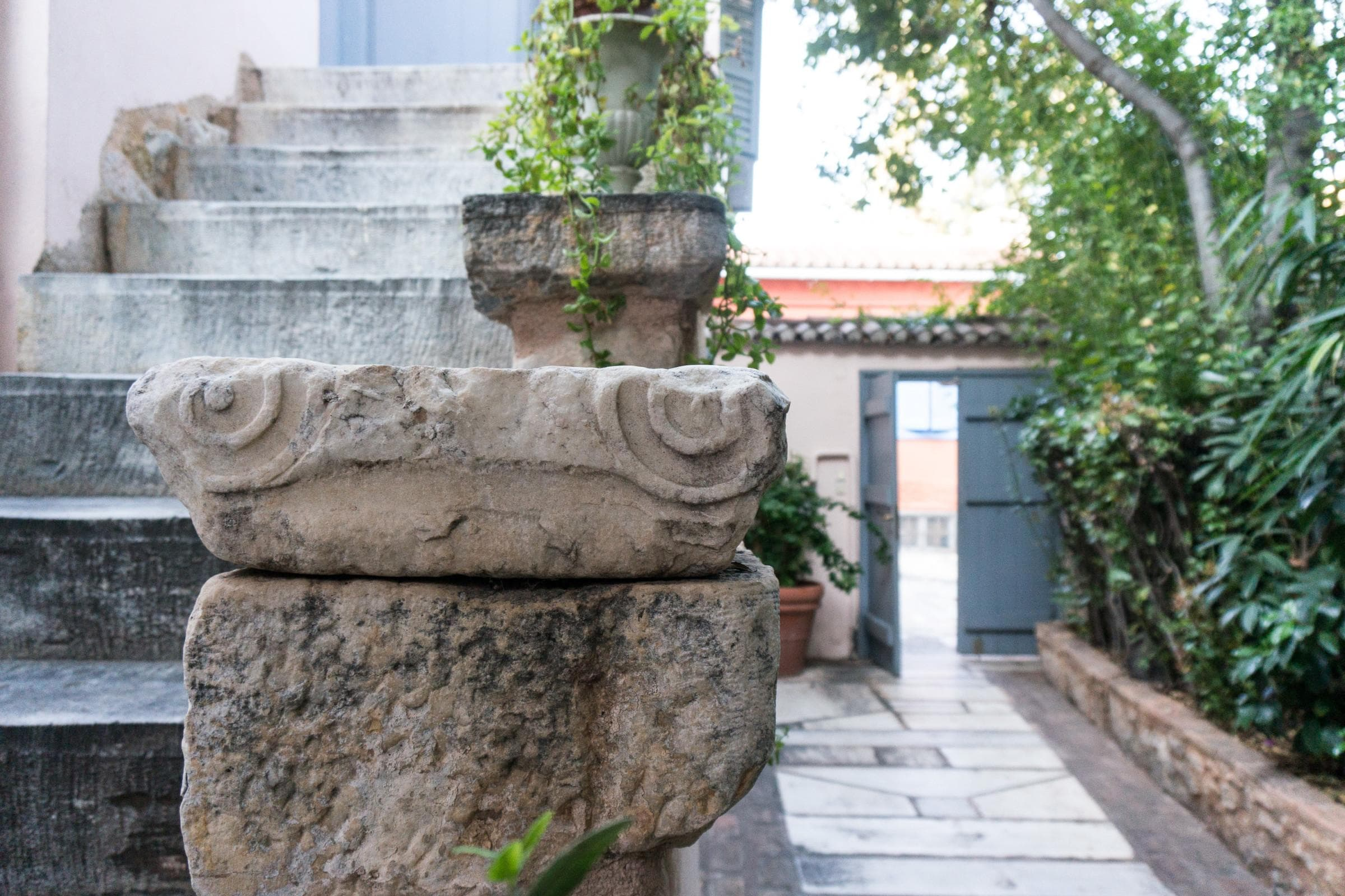 Property Image 2 - Historic Townhouse at the Foot of the Acropolis