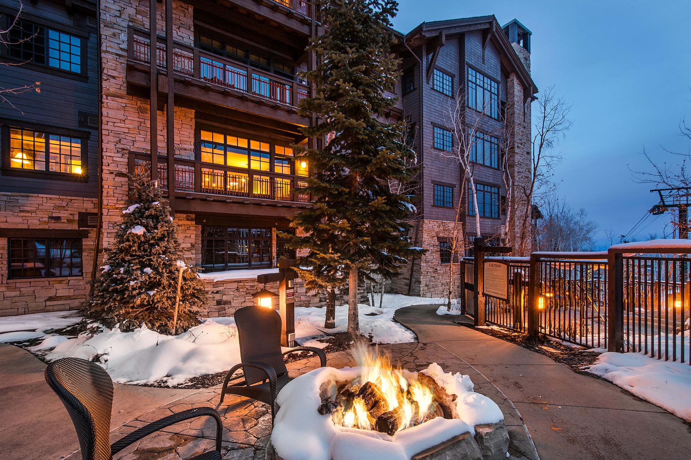 Property Image 1 - Modern Ski-in/Ski-out Condo with Shuttle Service