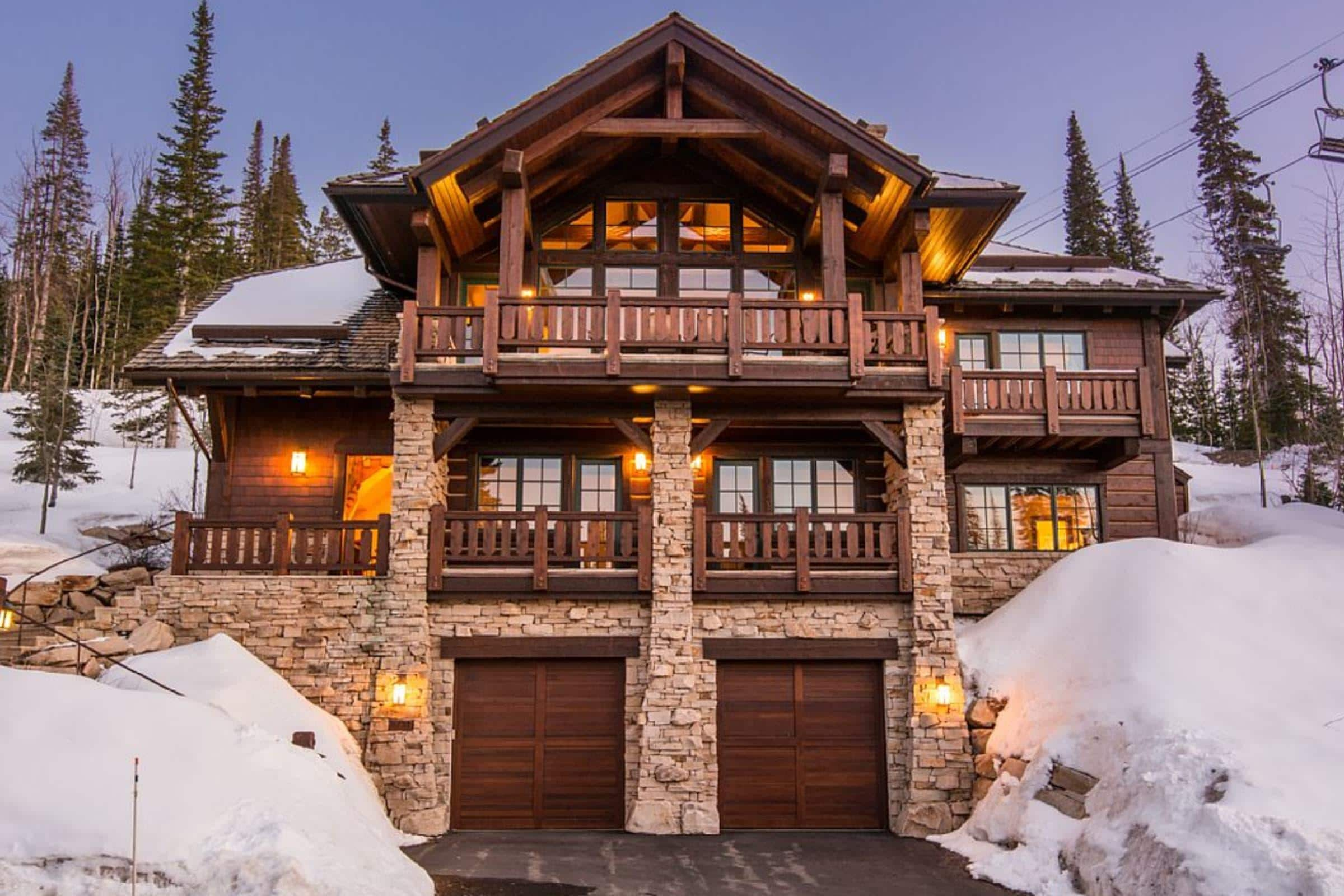 Property Image 1 - Modern Ski-in/Ski-out Lodge with Hot Tub & Game Room