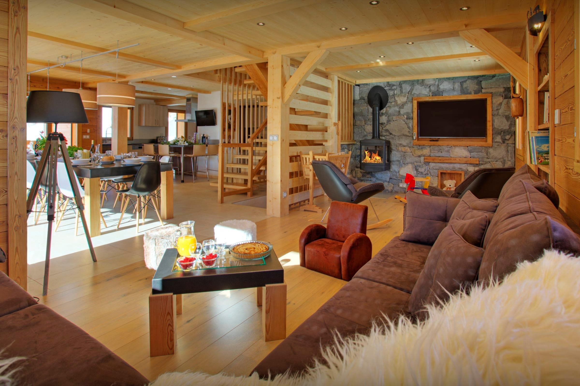 Property Image 1 - Contemporary Chalet With Stylish Sauna