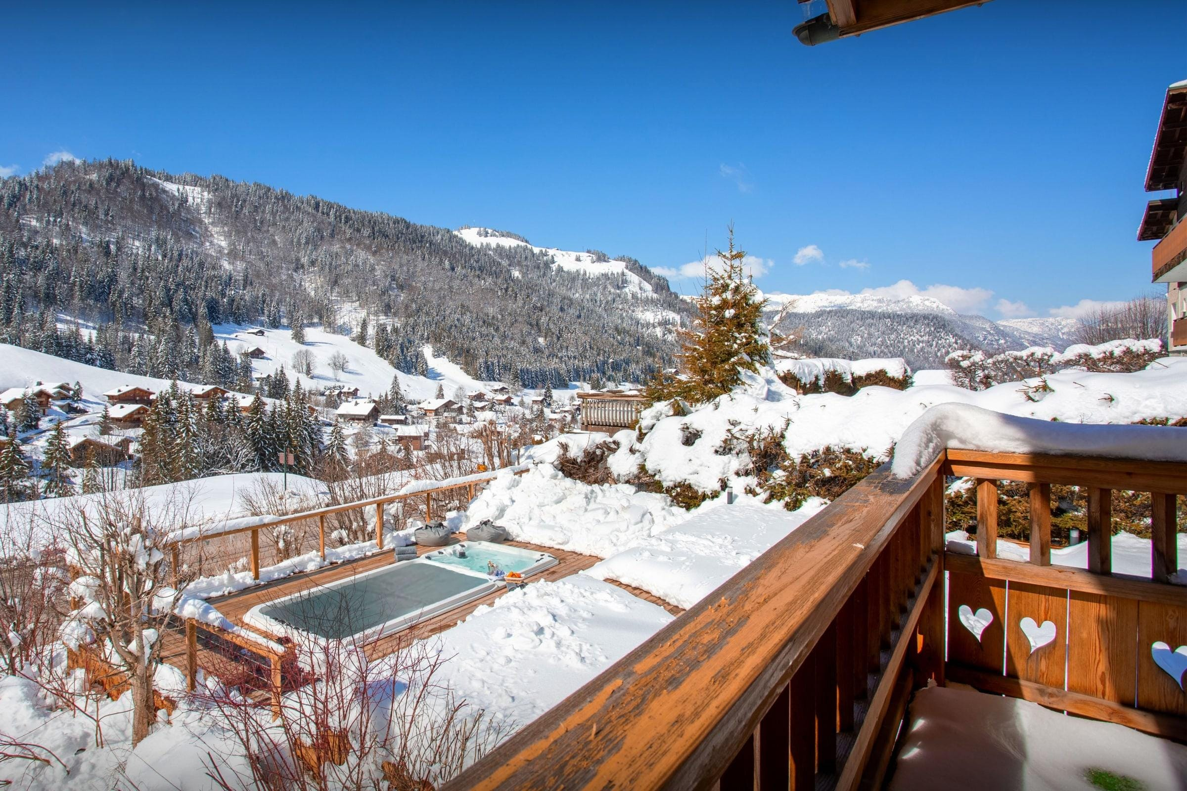 Property Image 2 - Ideally Situated Chalet With Sauna