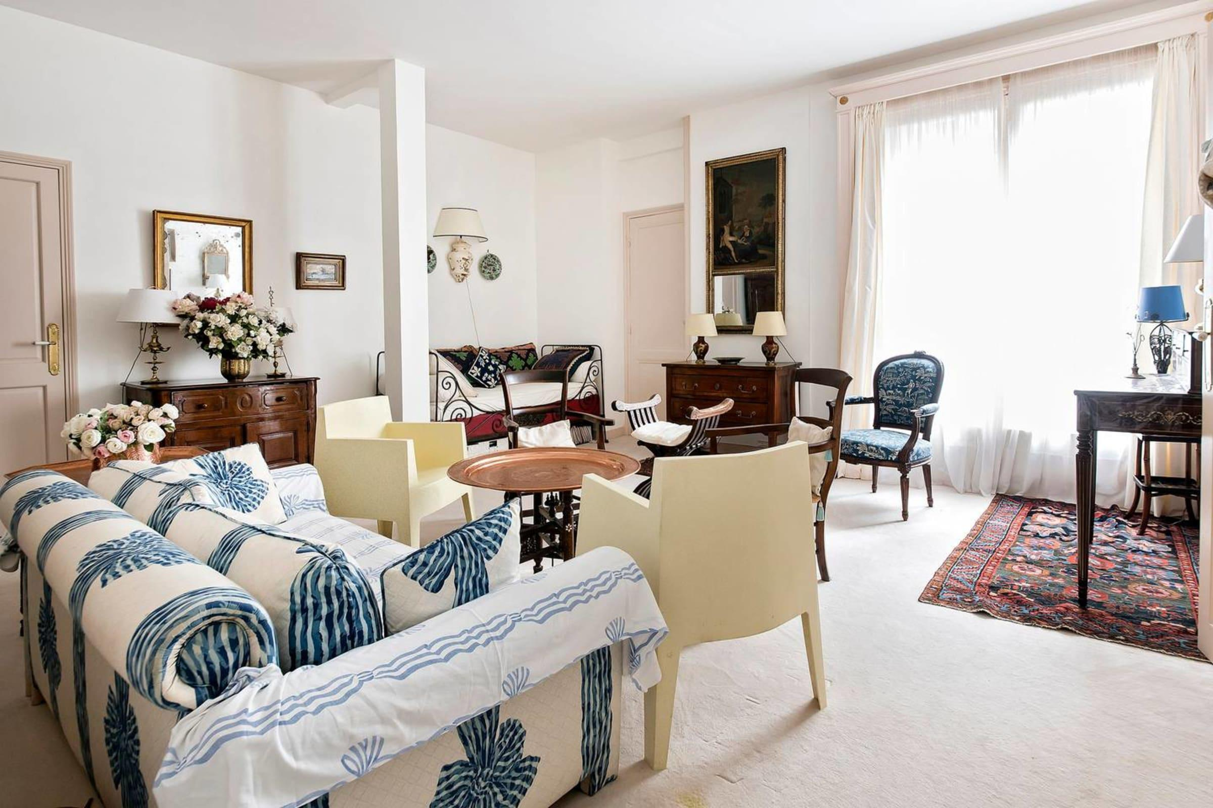 Property Image 1 - Beautiful and Homely Apartment - Pont de l'Alma