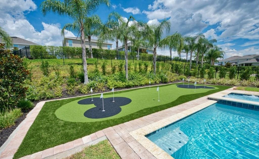 Property Image 2 - Charming Home with Fun Putting Green at Encore