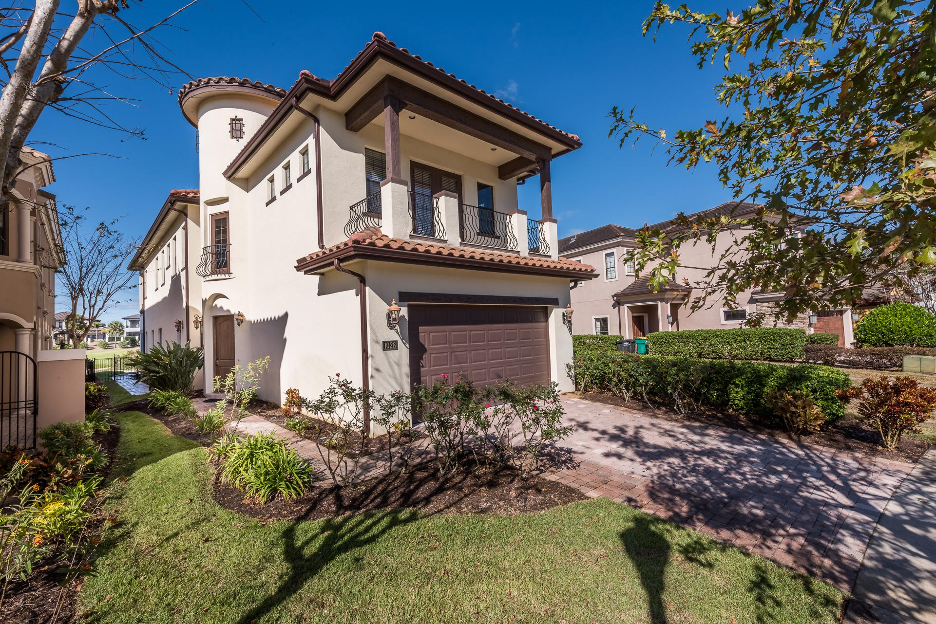 Classic Home with Golf Course Views at Reunion