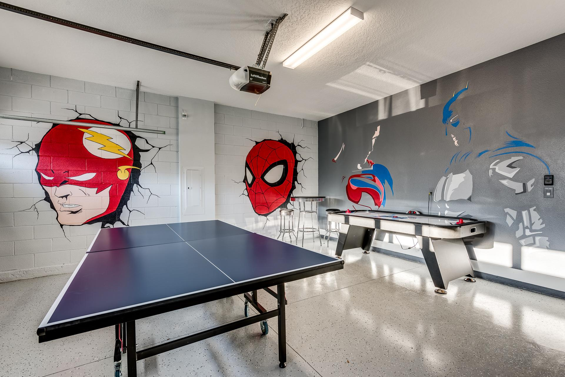Property Image 2 - Colorful Home with Hero Game Room in Encore