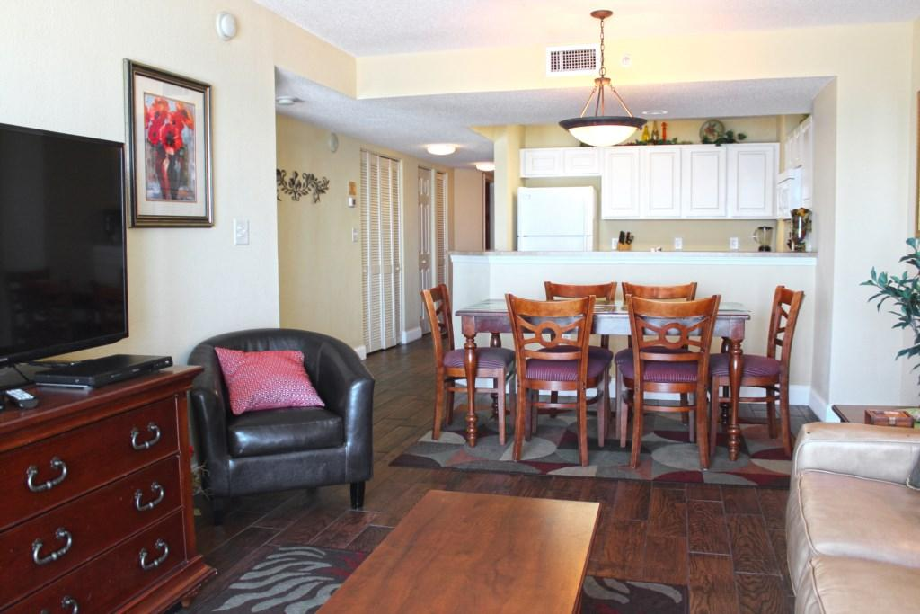 Oceanfront Condo with Great Resort Amenities