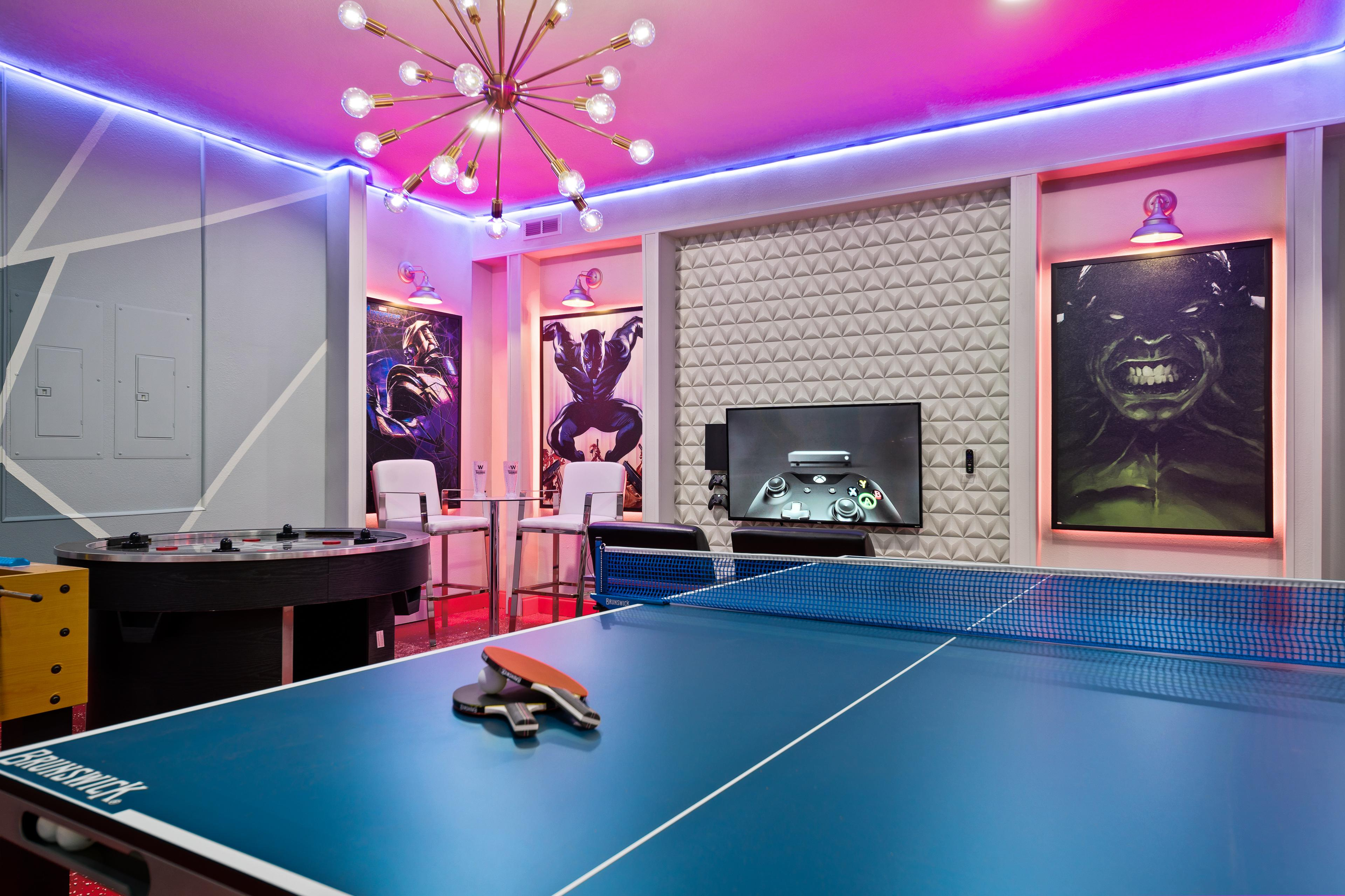 Property Image 2 - Gorgeous Villa with Private Pool & Game Room by Disney