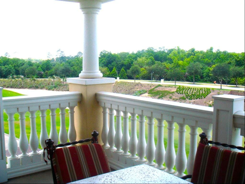 Sunny Condo with Golf View Balcony at Reunion