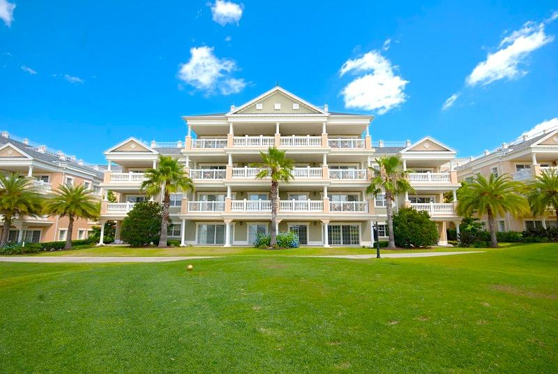 Classic Condo with Golf Course Views at Reunion