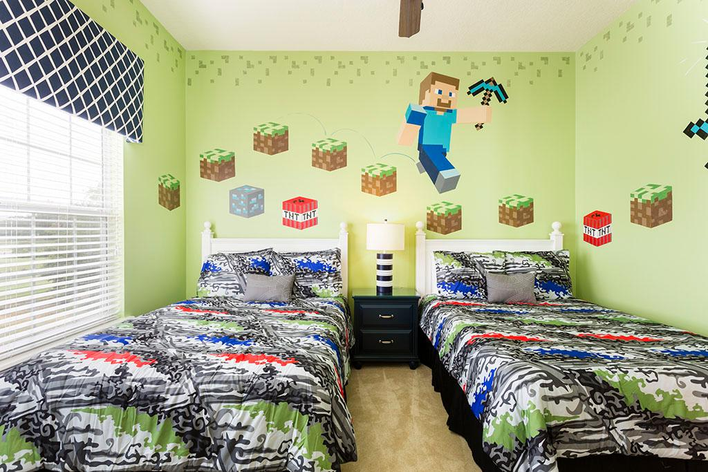 Lively Retreat with Themed Bedroom at Reunion