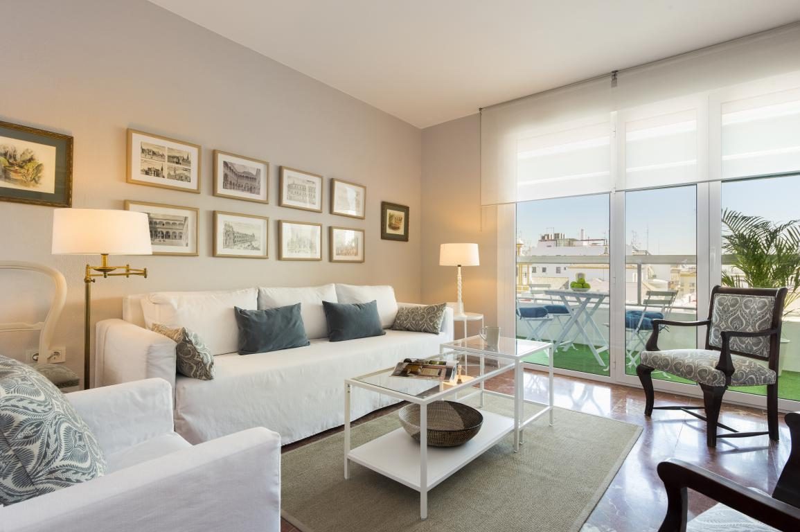 Property Image 1 - Bright San Pablo III Centric Apartment with Terrace