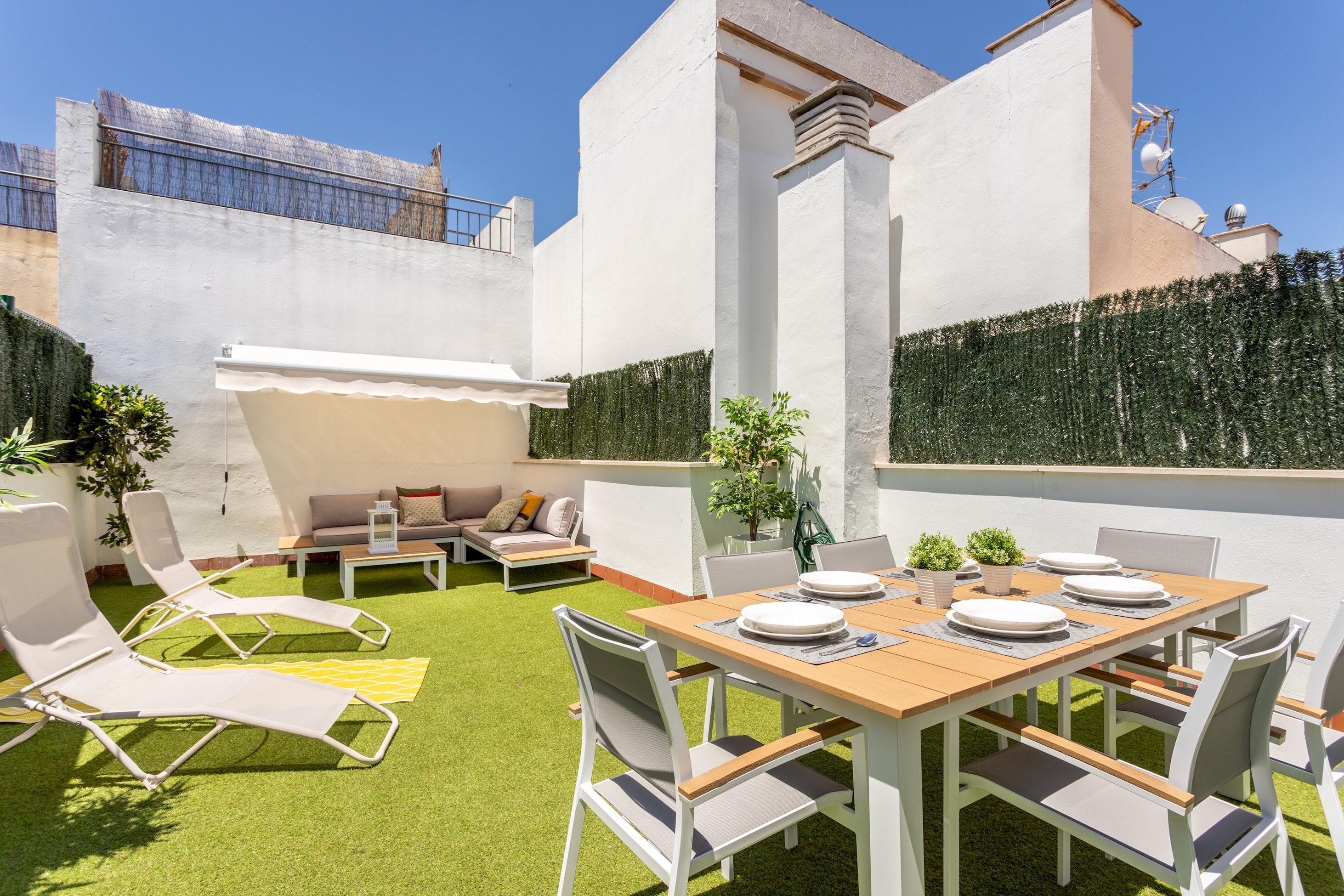 Property Image 1 - Spacious Duplex with Private Terrace