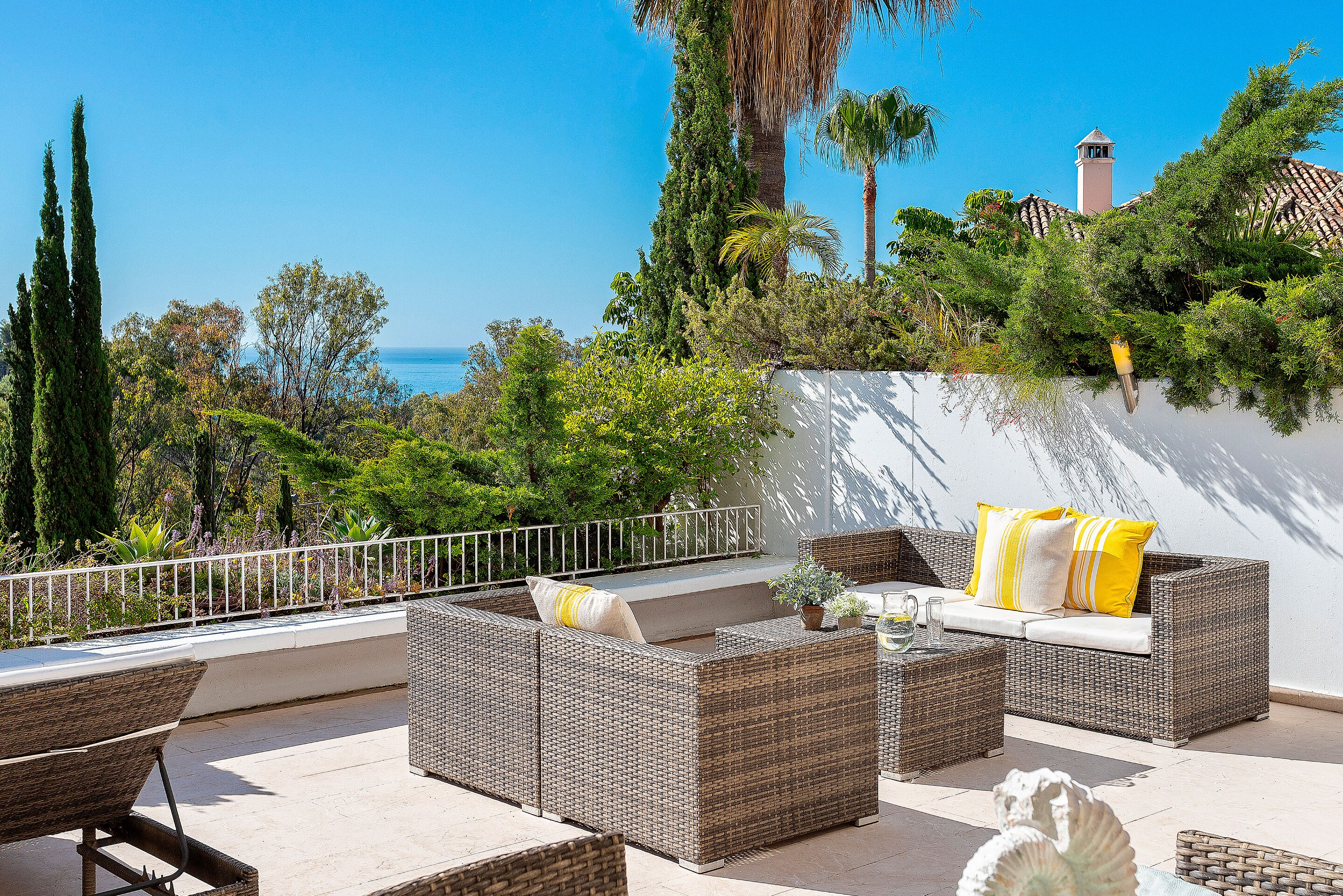2 Bedrooms Apartment and private terrace in center of Marbella